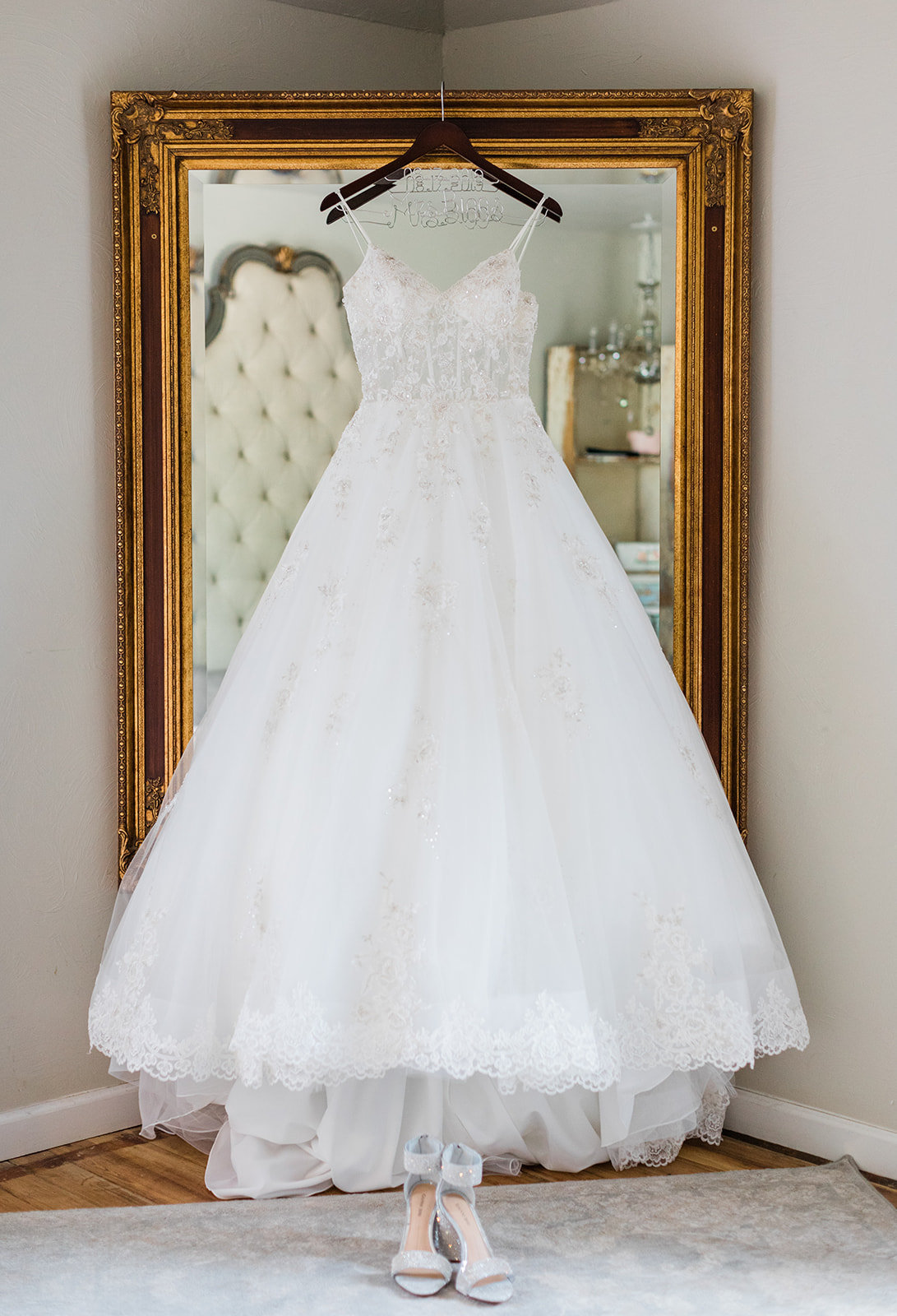 Bella Rose Edmond Wedding Dress