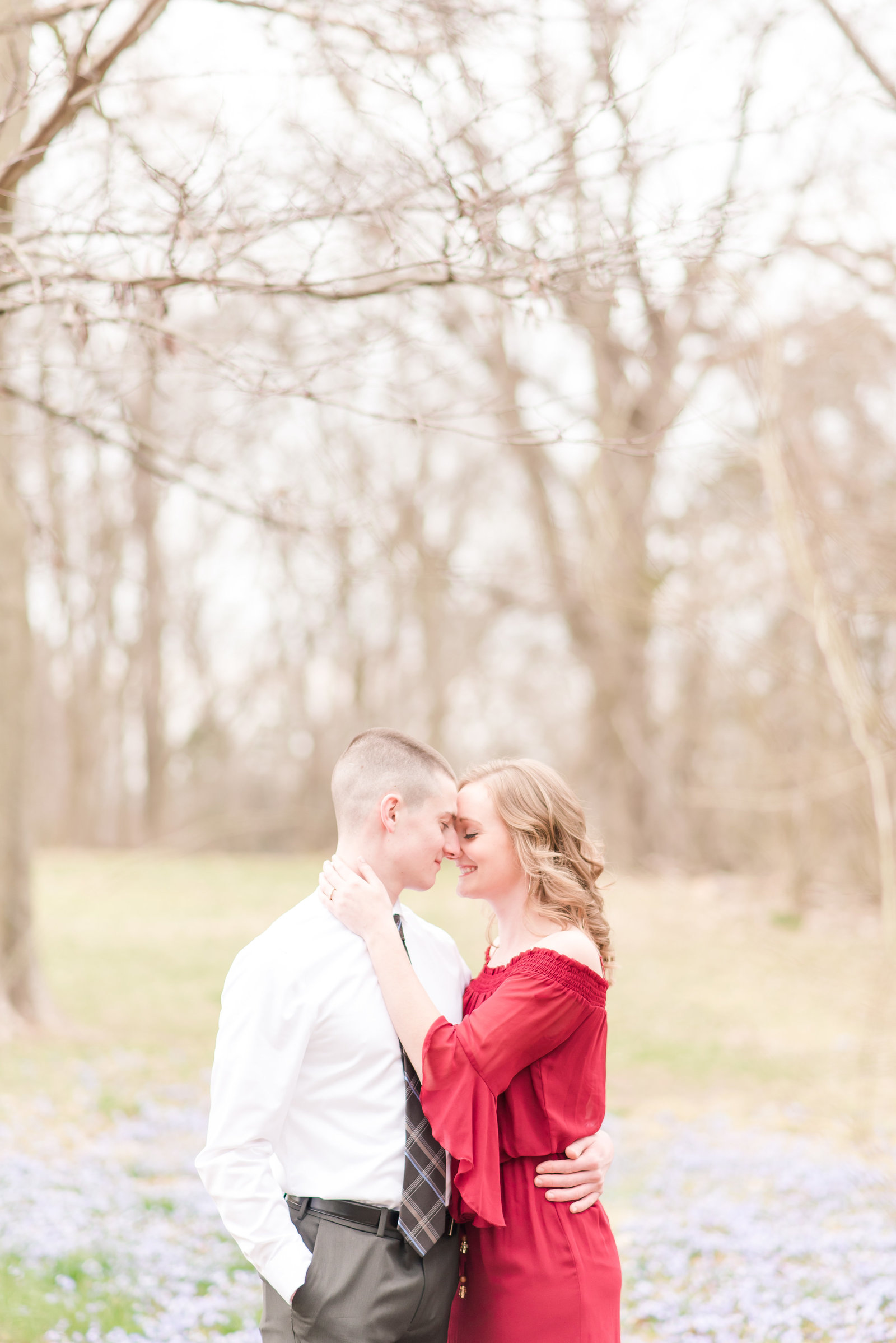 Glenns Valley Nature Park Engagement Session