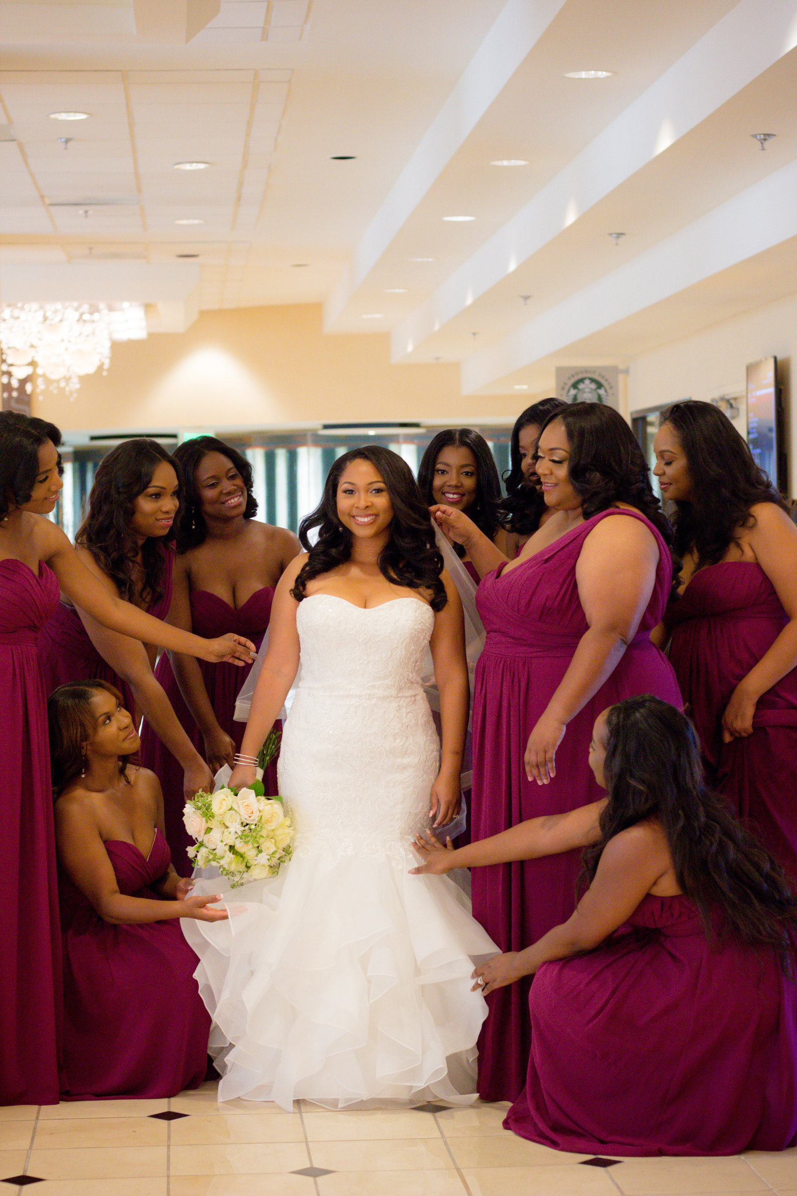 Nashville Wedding Photography | Bridesmaids Photo Ideas