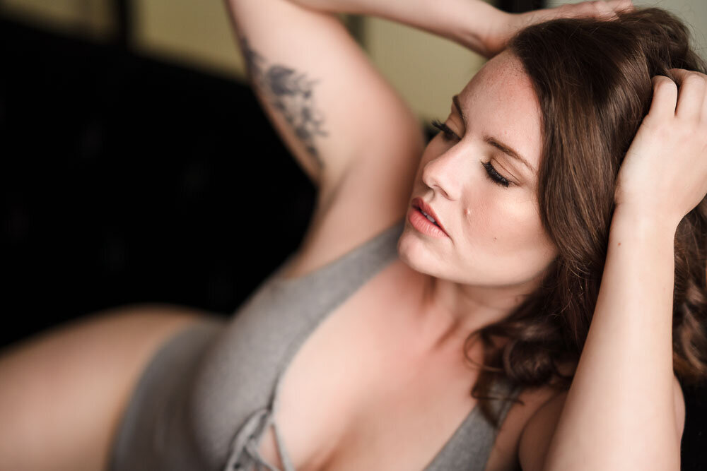 KC Boudoir Photographer- Top KC Boudoir Photos - Emily Lynn Boudoir-2