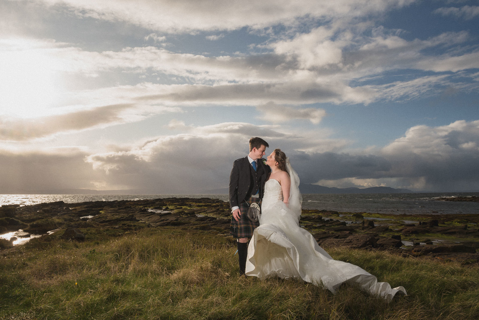 Glasgow wedding photographer vintage-16
