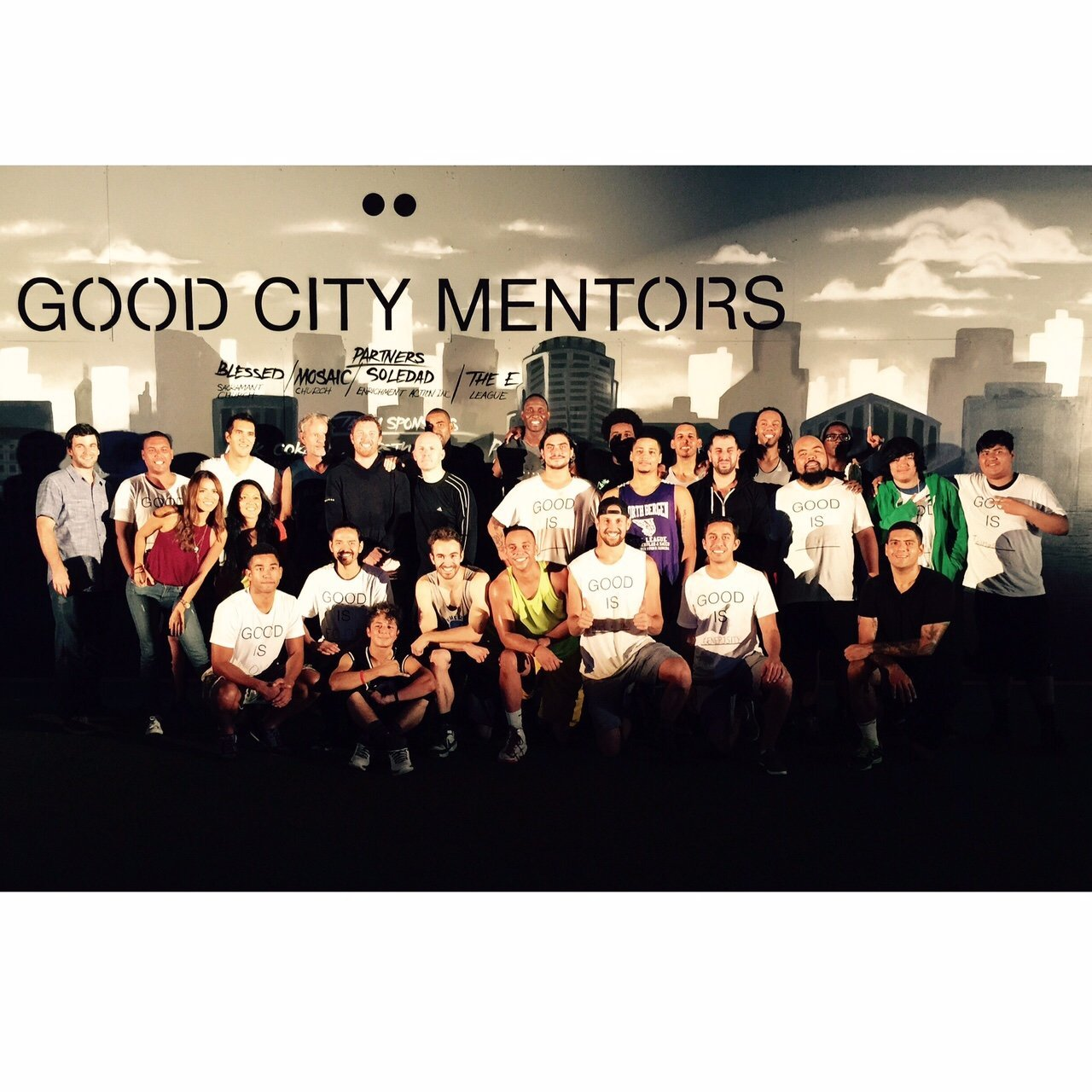 Feathered Arrow events collaborating with Good City Mentors for fundraiser