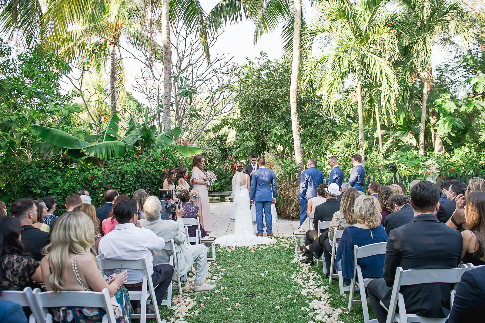 Ceremony - Sundy House by Palm Beach Photography, Inc.