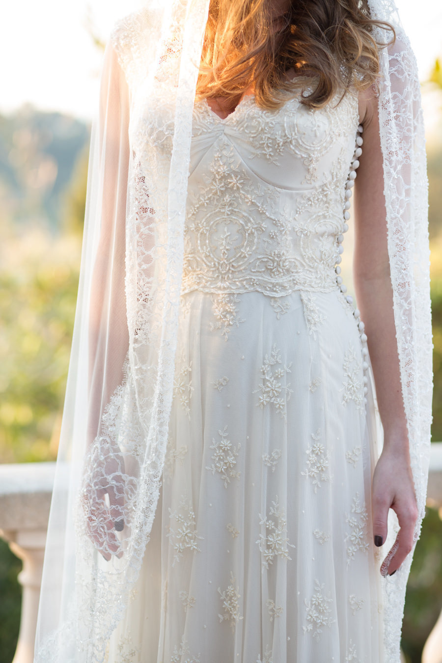 Artemis_champagne_beaded_lace_wedding_dress_veil_JoanneFlemingDesign_AveryLynnPhoto