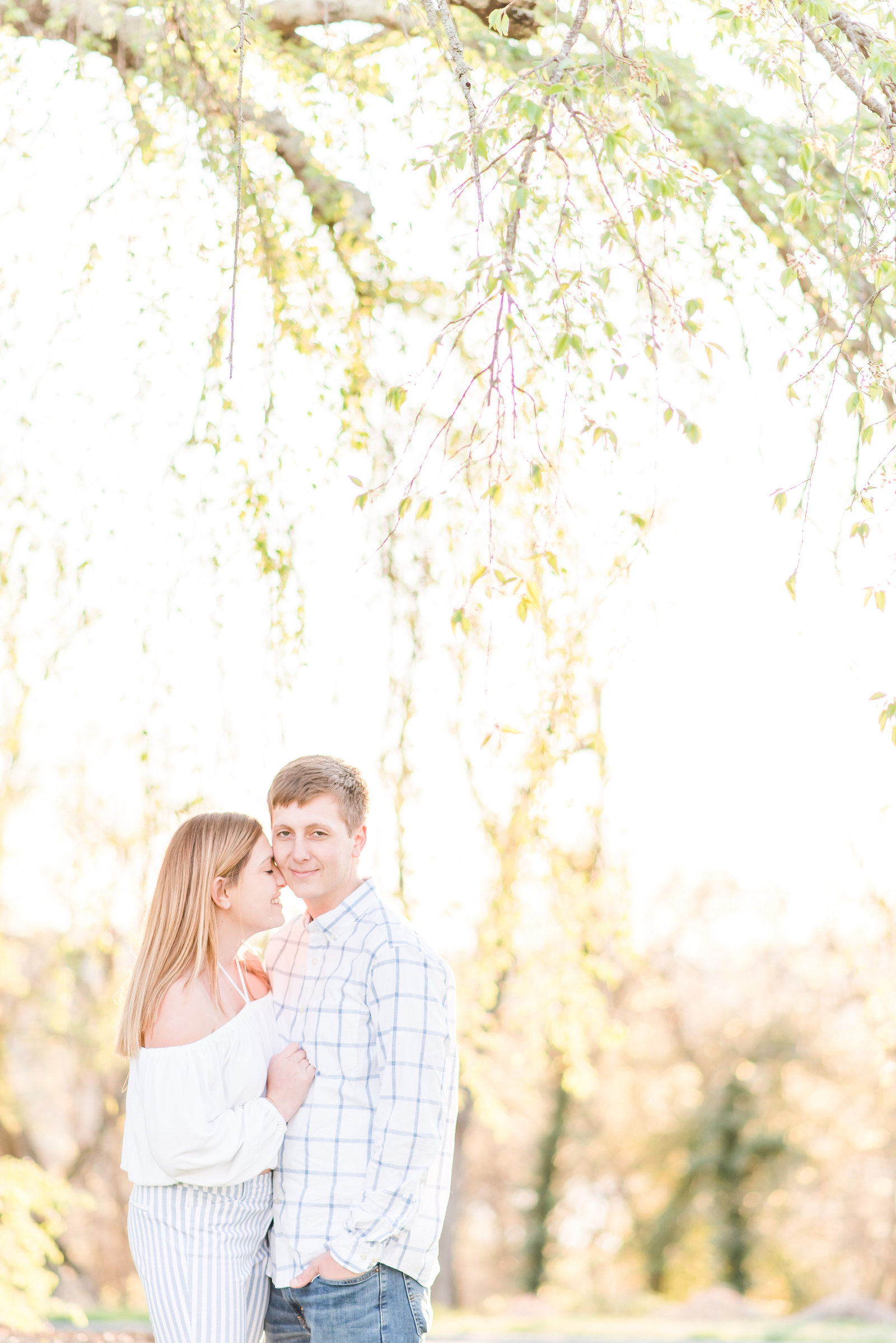 Alms Park Engagement Session