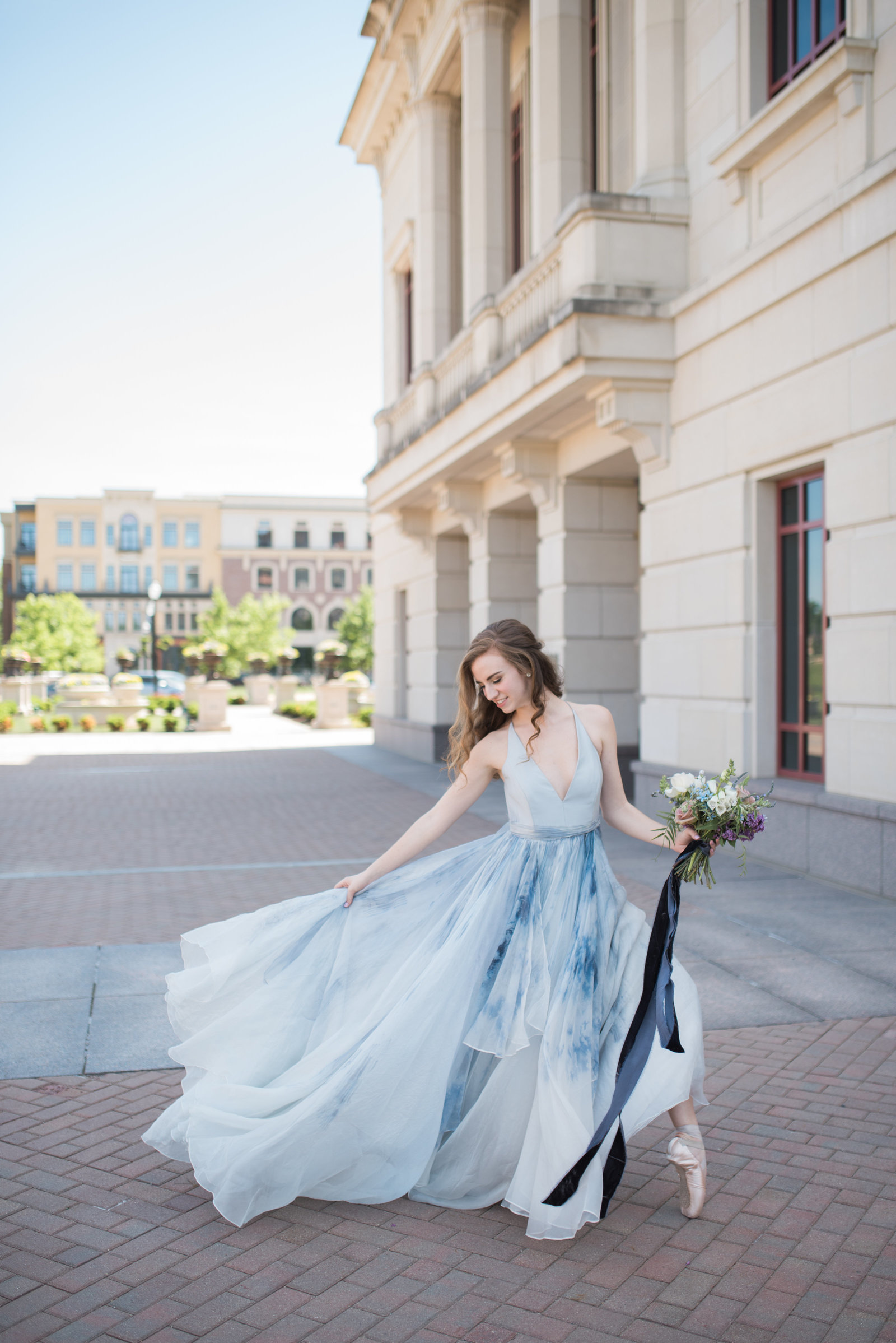 Ballet Inspired Engagement Session at the Palladium in Carmel Indiana (65 of 129)