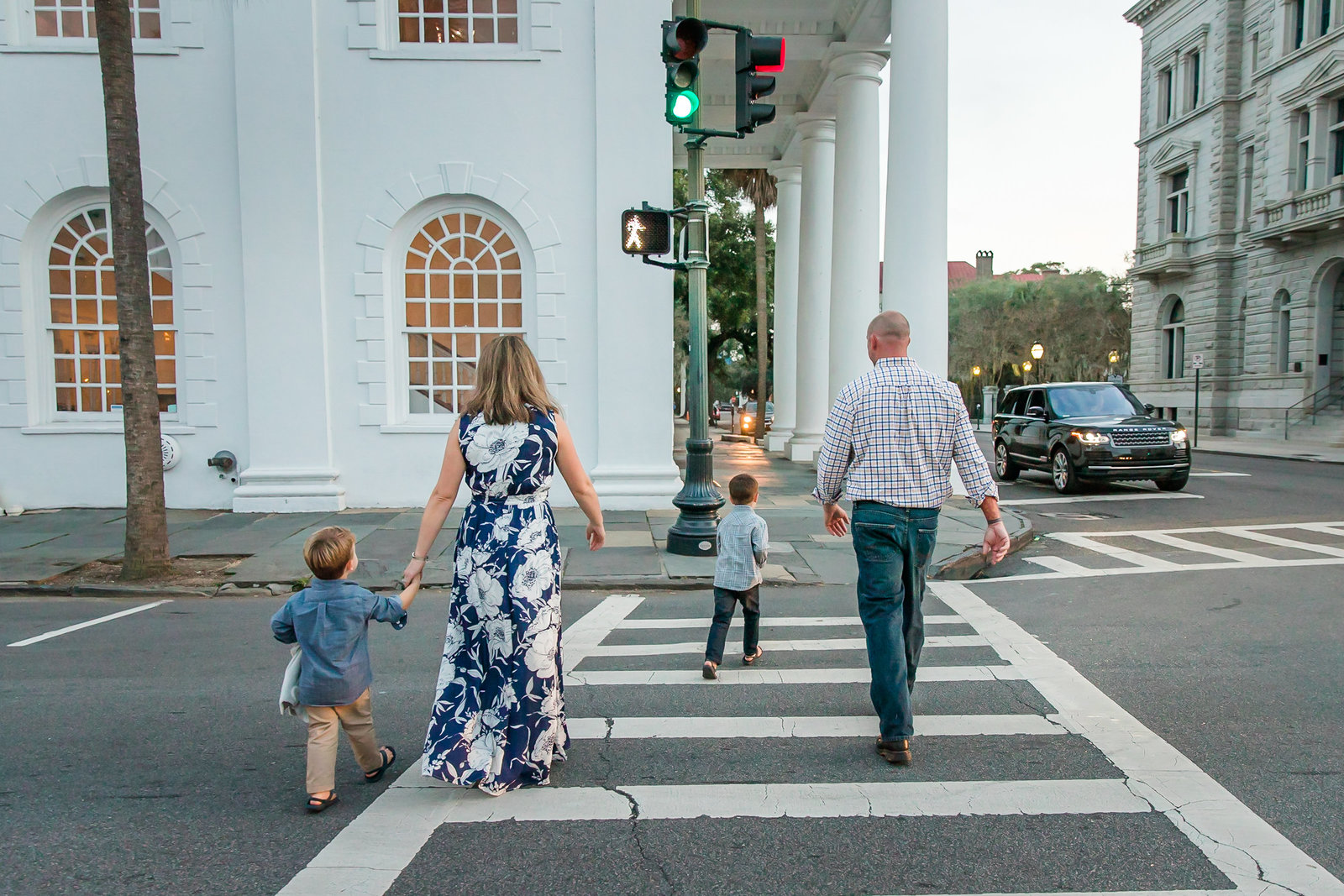 Janice Jones Photography Downtown Charleston Family Session 16