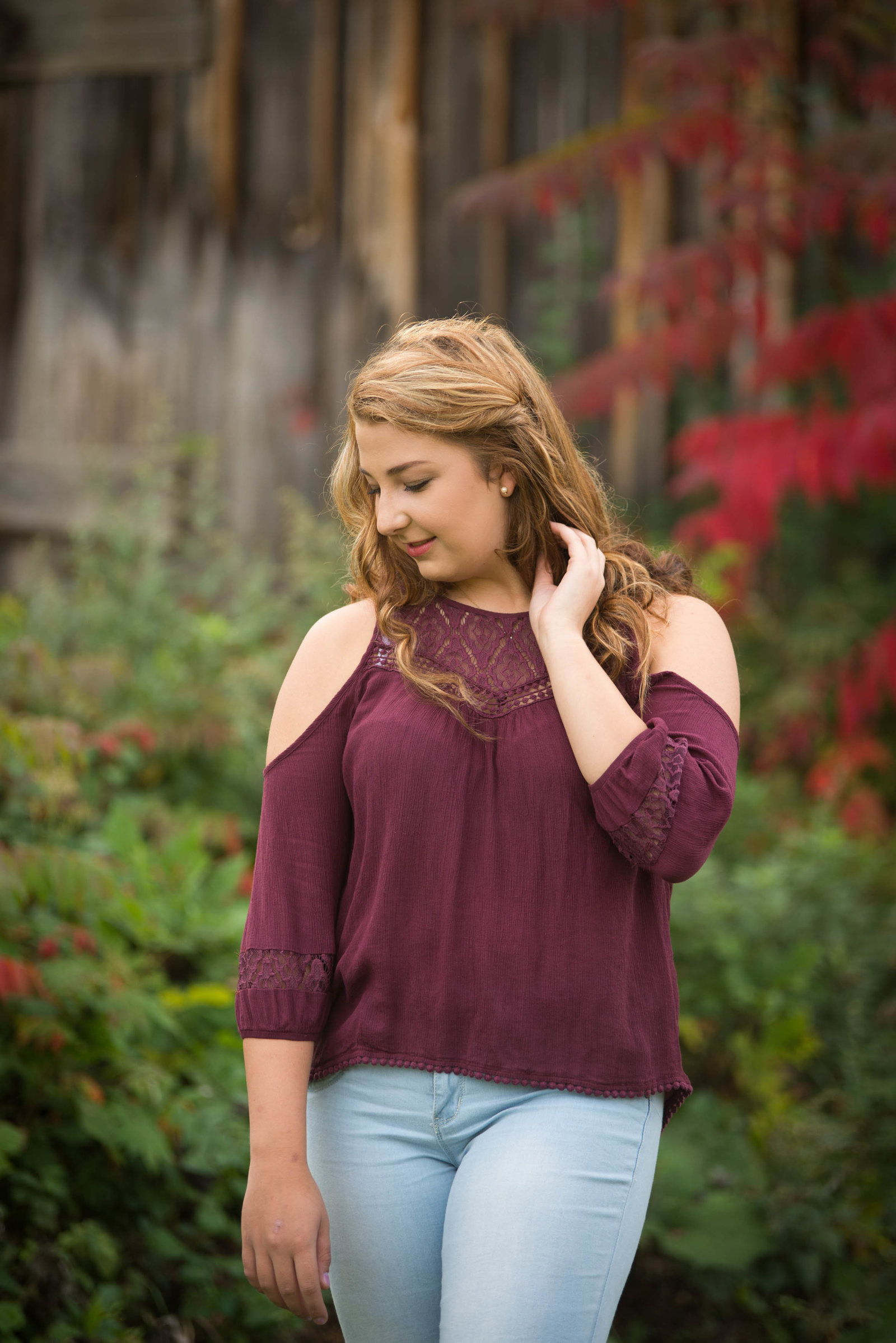 Abby Hine's Senior Portraits-27