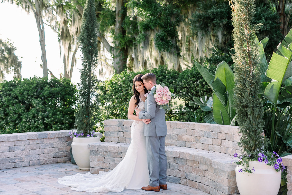 Orlando Wedding Photographer | Town Manor Wedding | Bride and Groom Photos-5