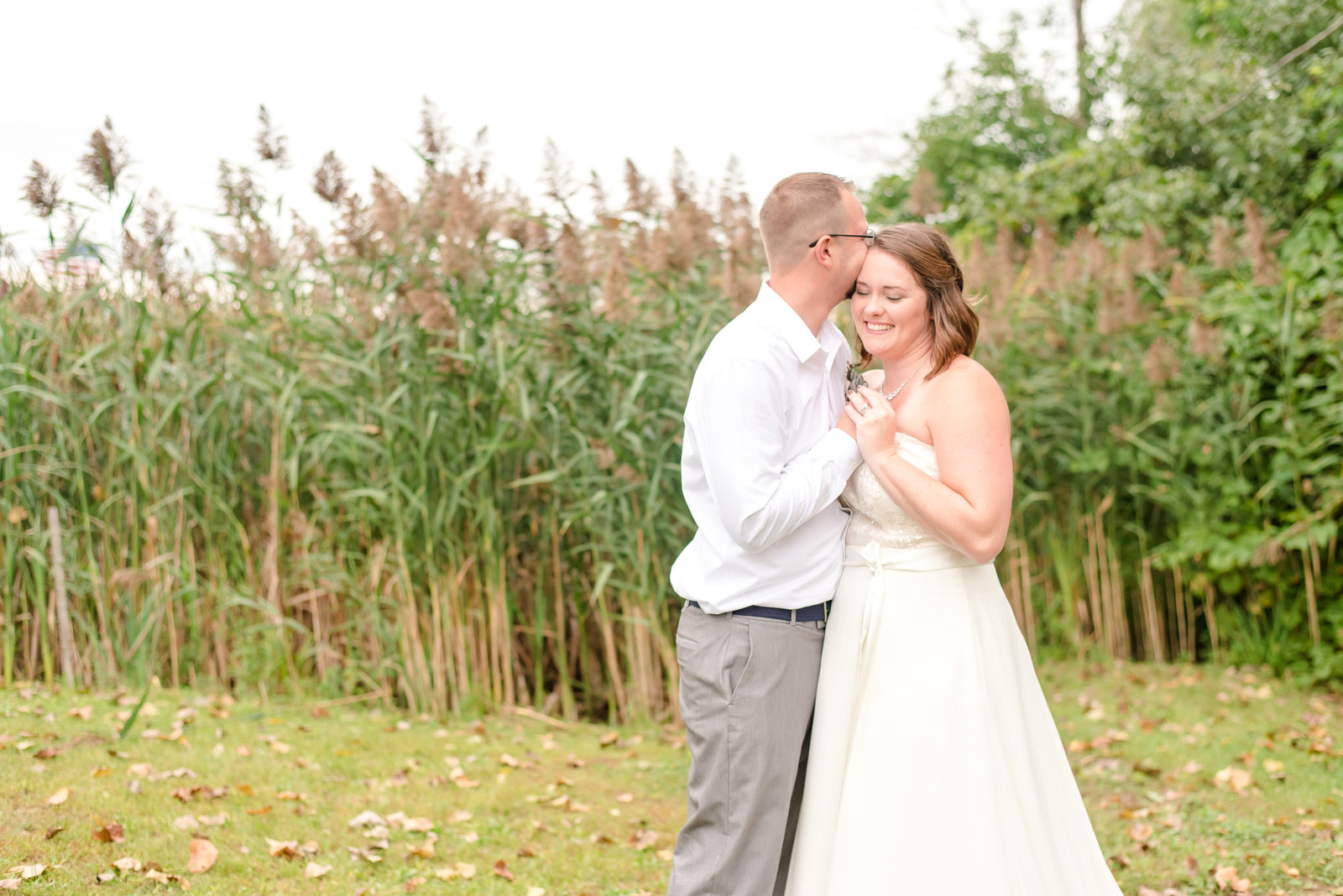 Navy Lake James Wedding