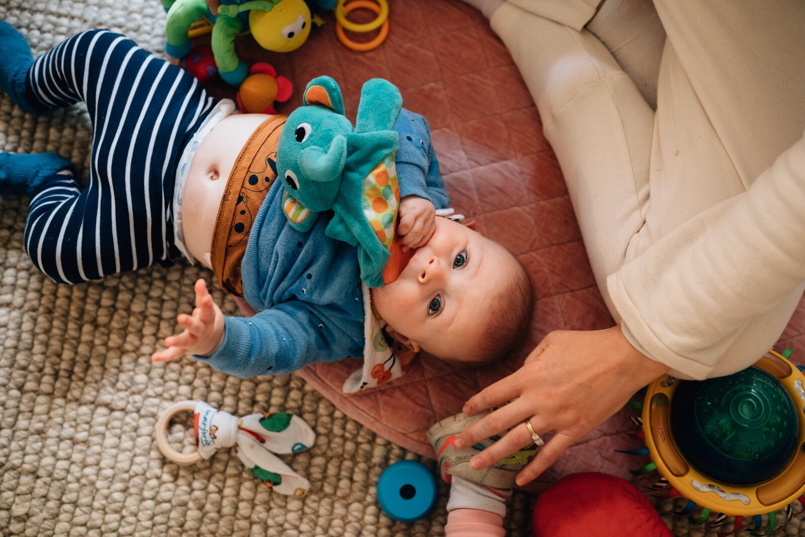 baby teething Day in the life photography family documentary photography Melbourne And So I Don't Forget