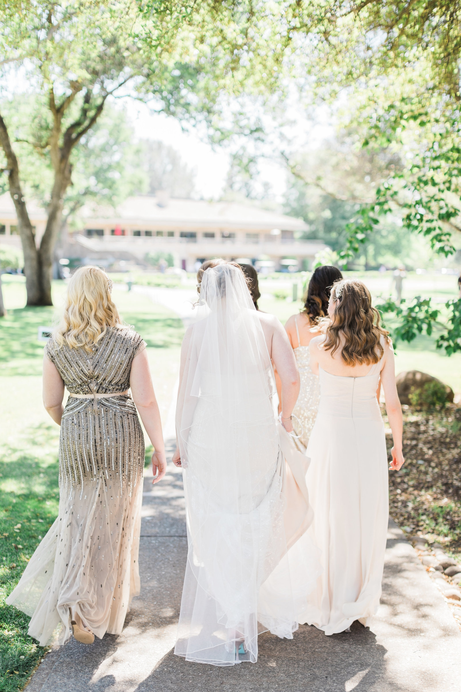 Canyon Oaks Country Club Wedding in Chico, CA