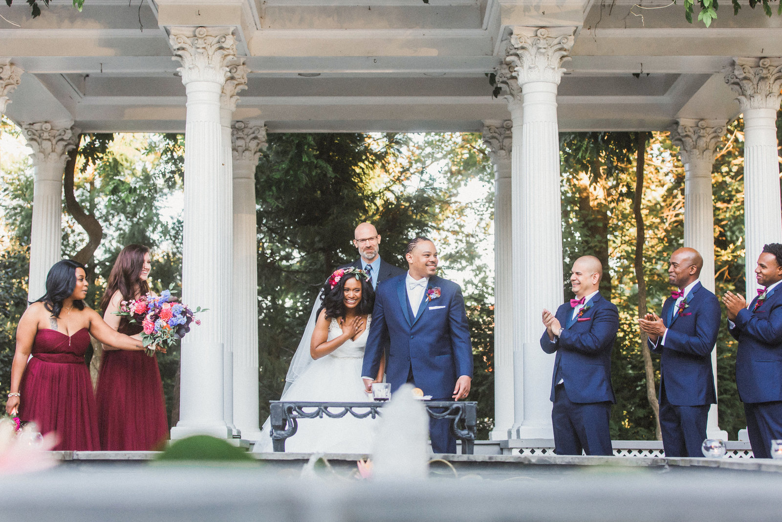 DC Wedding Photographer - M Harris Studios-6400
