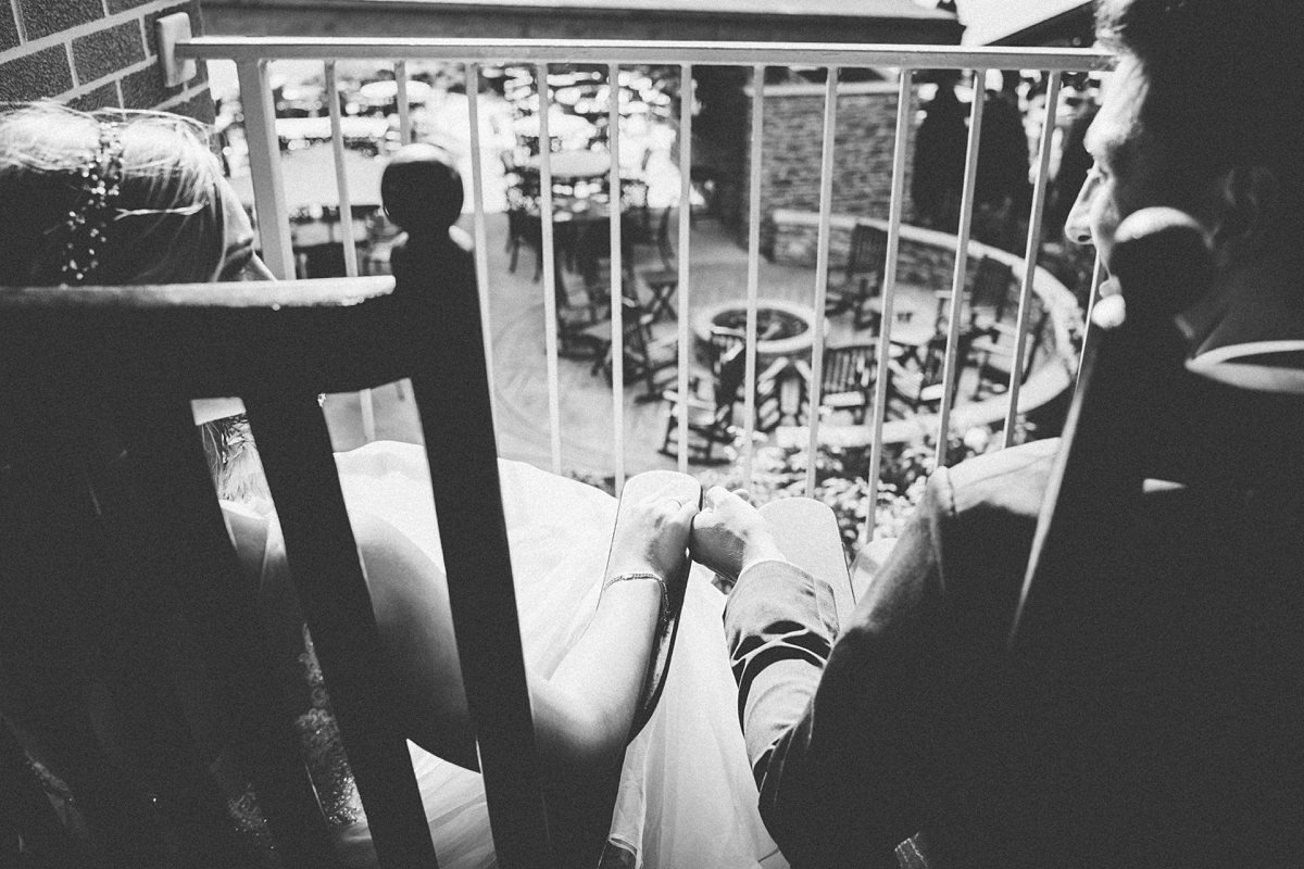 Ohio Candid Wedding Marissa Decker Photography