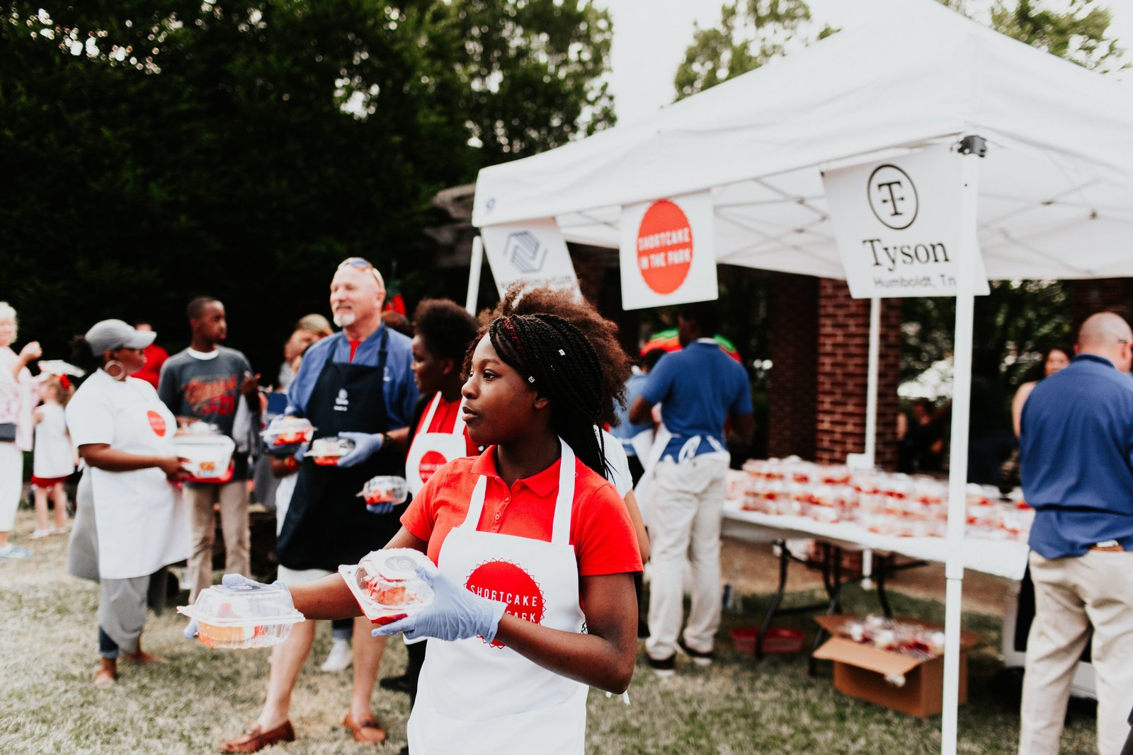 2019 West Tennessee Strawberry Festival - Shortcake in the park - 11