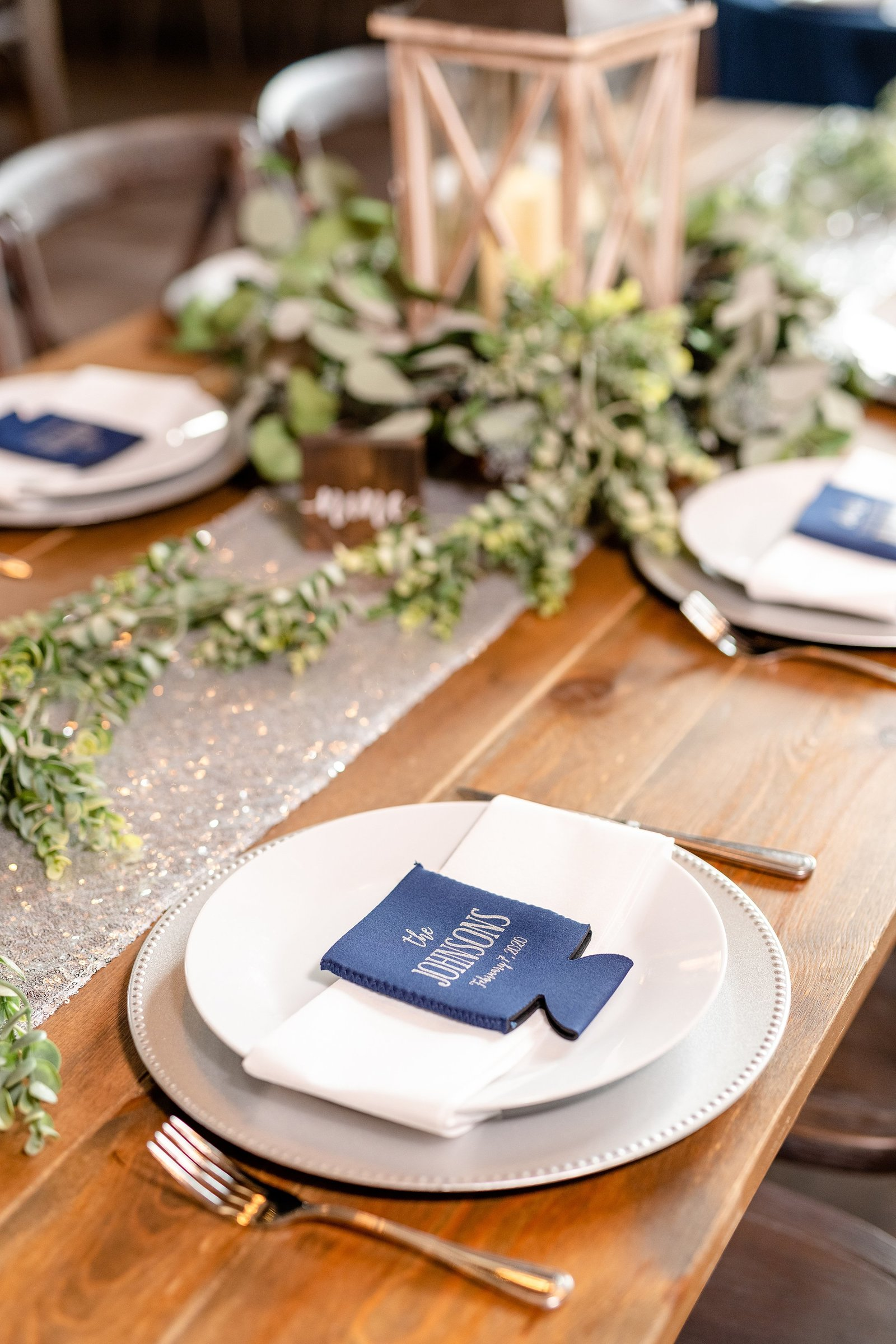 Ever After Farms Blueberry Barn Wedding | Reception