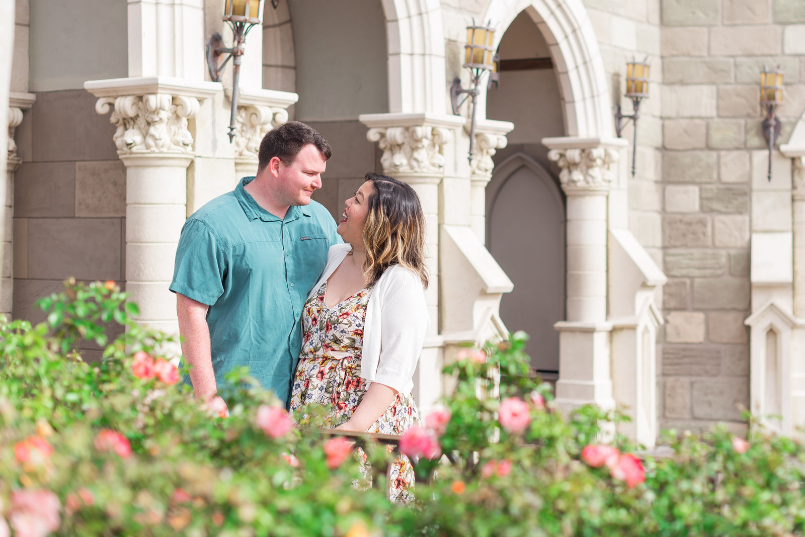 Disney Engagement Photographer, Disney Photography, Disney Wedding Photographer, Magic Kingdom Photography