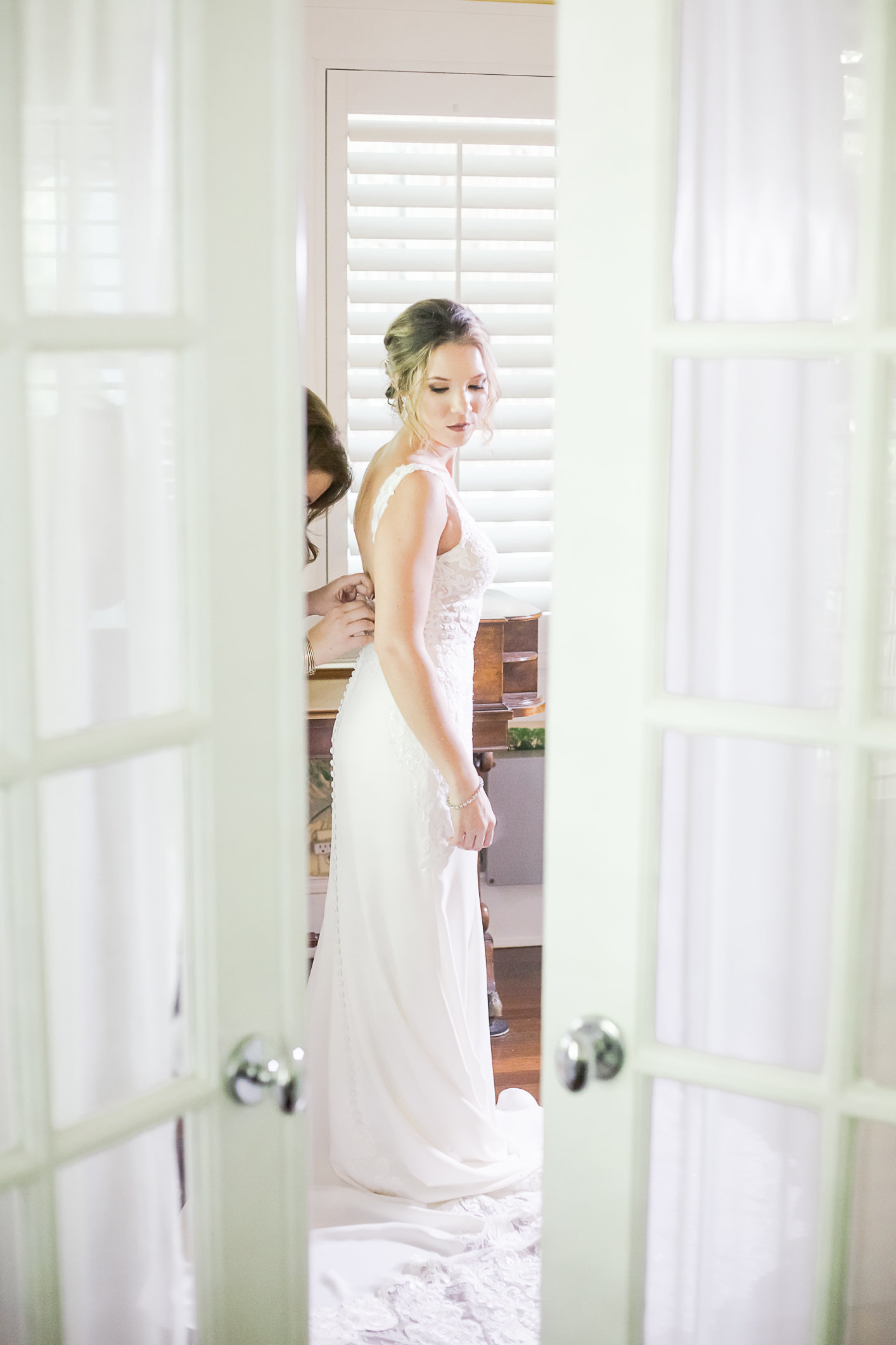 Bride getting ready  - Sundy House by Palm Beach Photography, Inc.