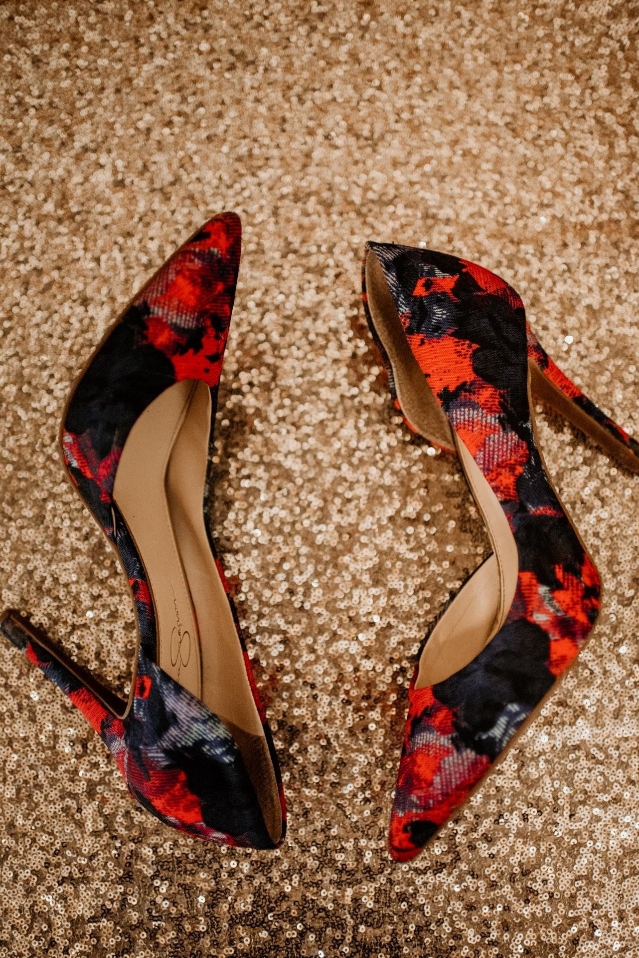 wedding shoes for Arkansas / Kylie Farmer Photography