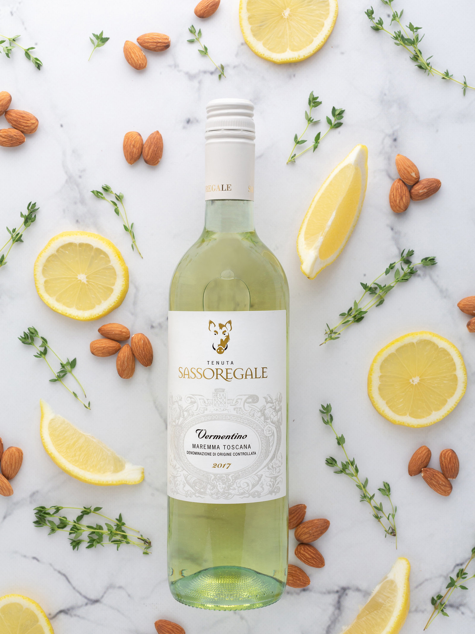 Santa Margherita - Vermentino - Product Photography - Frenchly - 4-2
