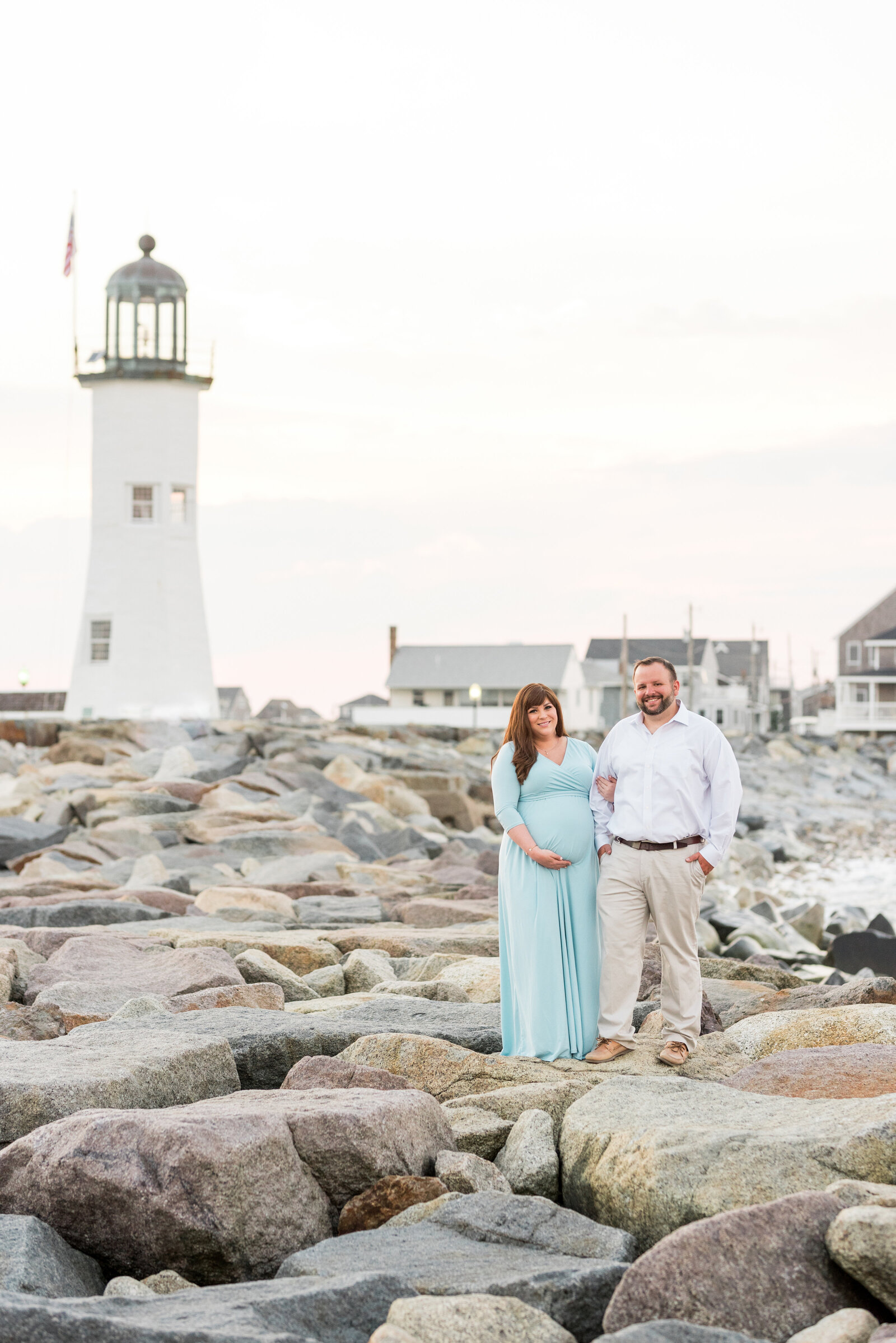 Scituate Lighthouse Maternity