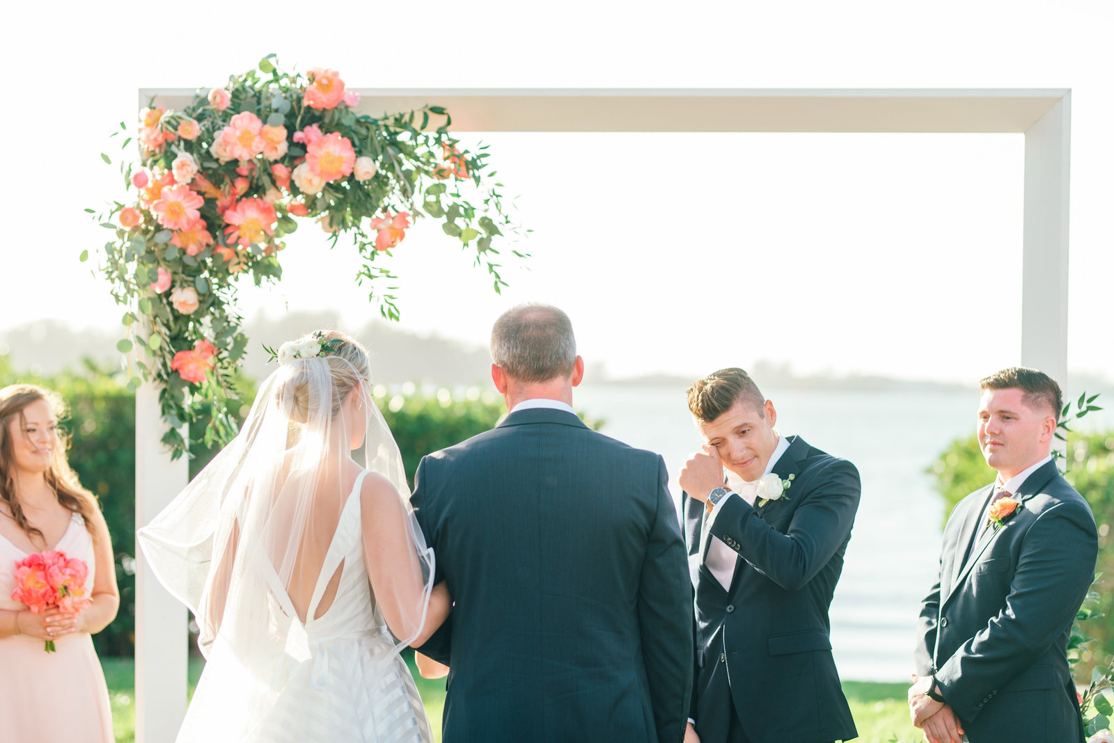 Kayla & Sean Field Club Wedding in Sarasota by Ledia Tashi Photography