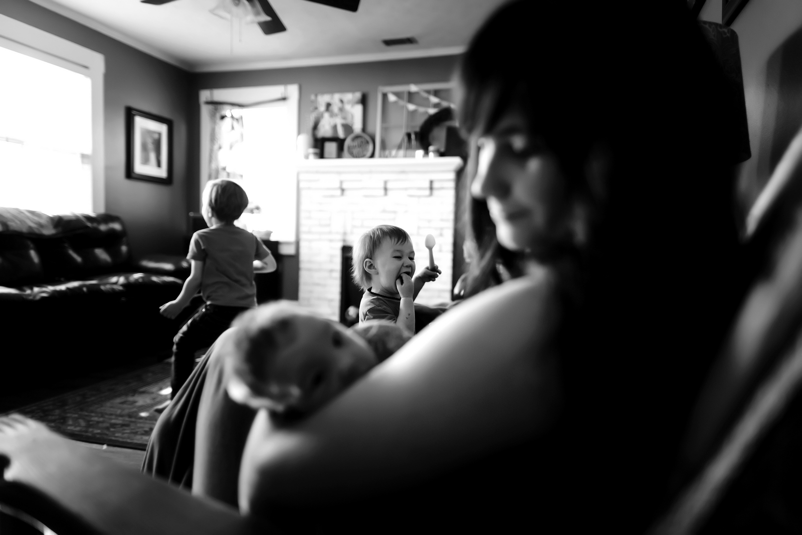 family photographer, columbus, ga, atlanta, documentary, photojournalism, baby eating, breastfeeding_1019