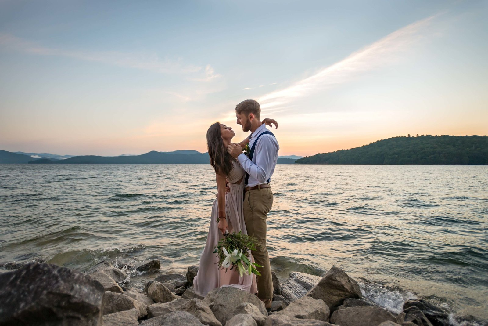 MAKE Adventure Stories Photographer for Southeast Active Adventure Weddings Adventure Elopements
