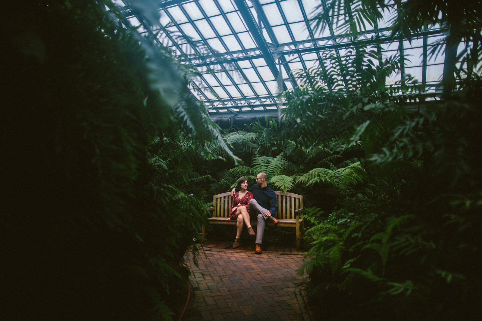 Garfield-Park-Conservatory-Engagement-Photos-161