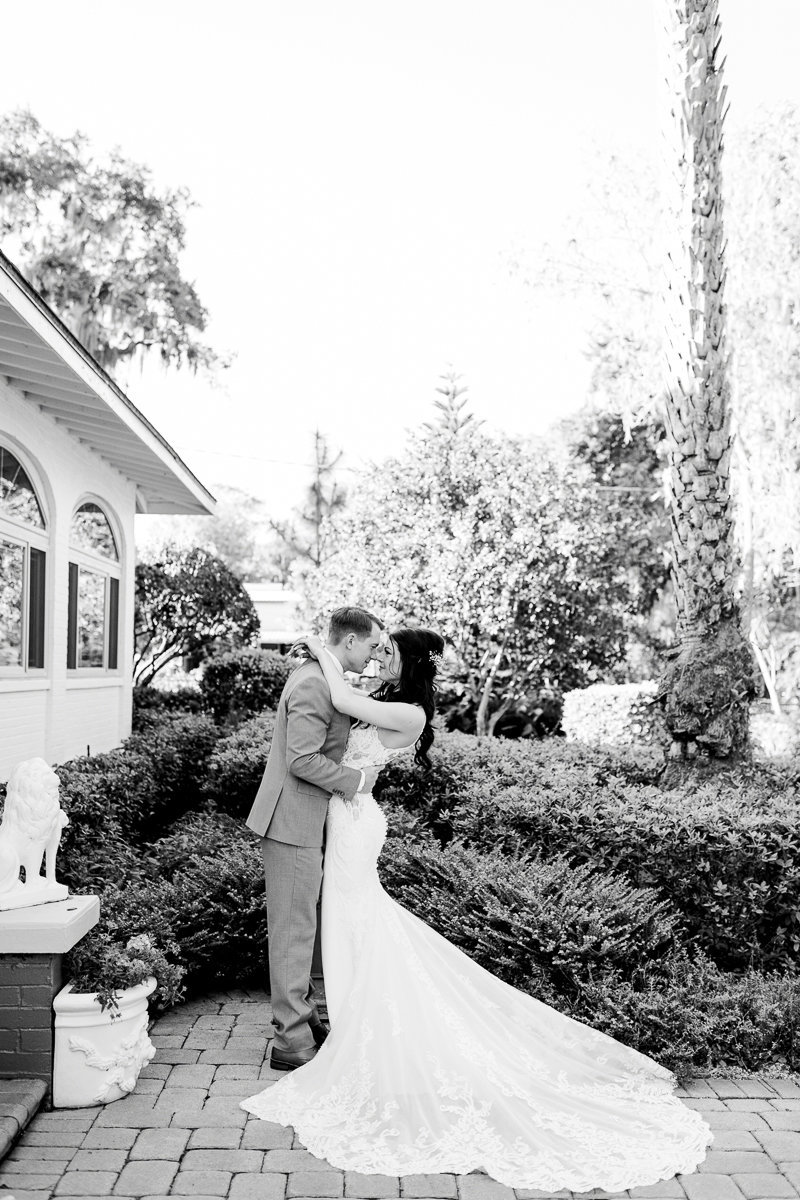Orlando Wedding Photographer | Town Manor Wedding | Orlando Weddings-9