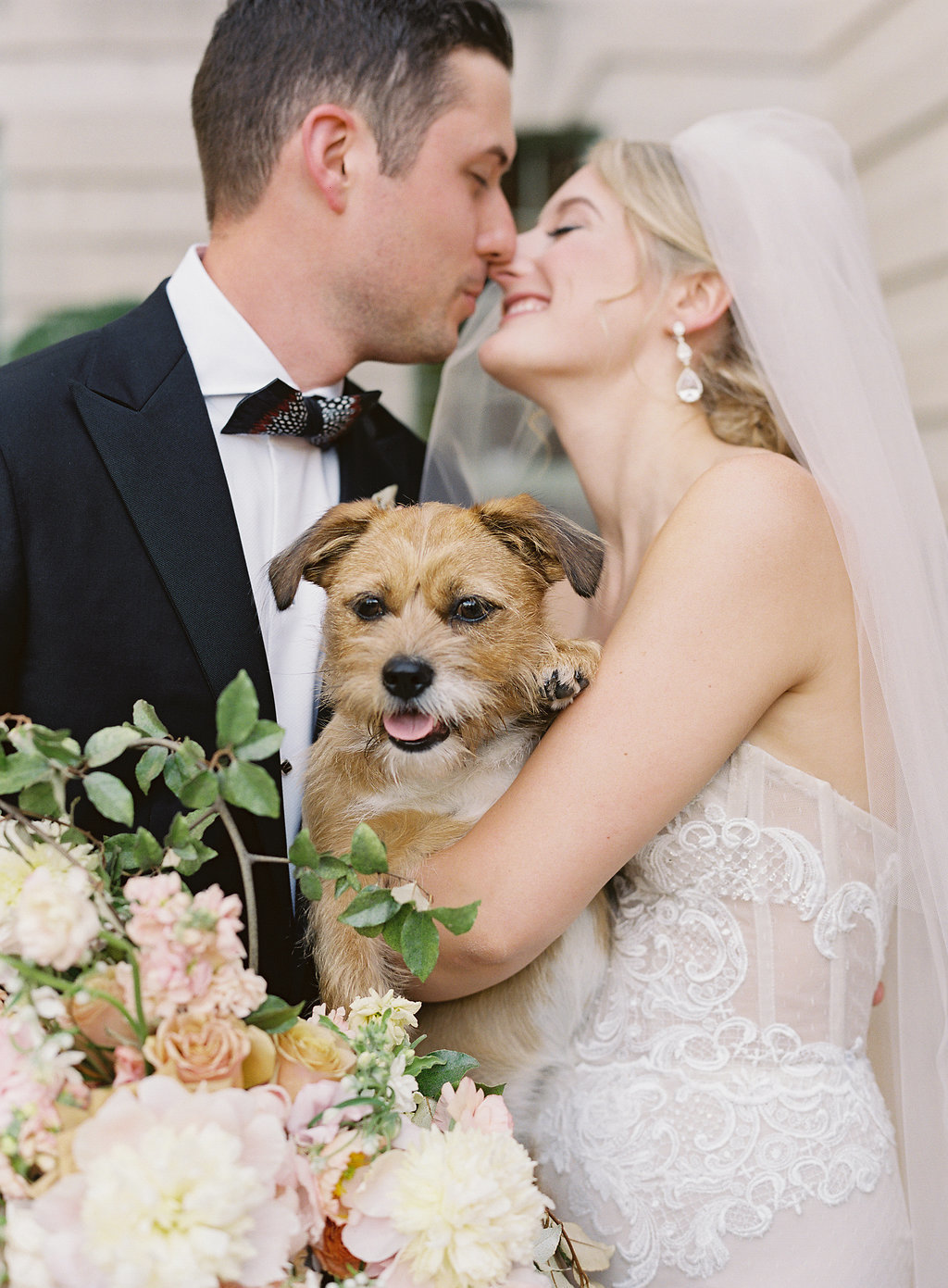 anderson house, laura gordon, pamela barefoot dc wedding planner, wedding dog