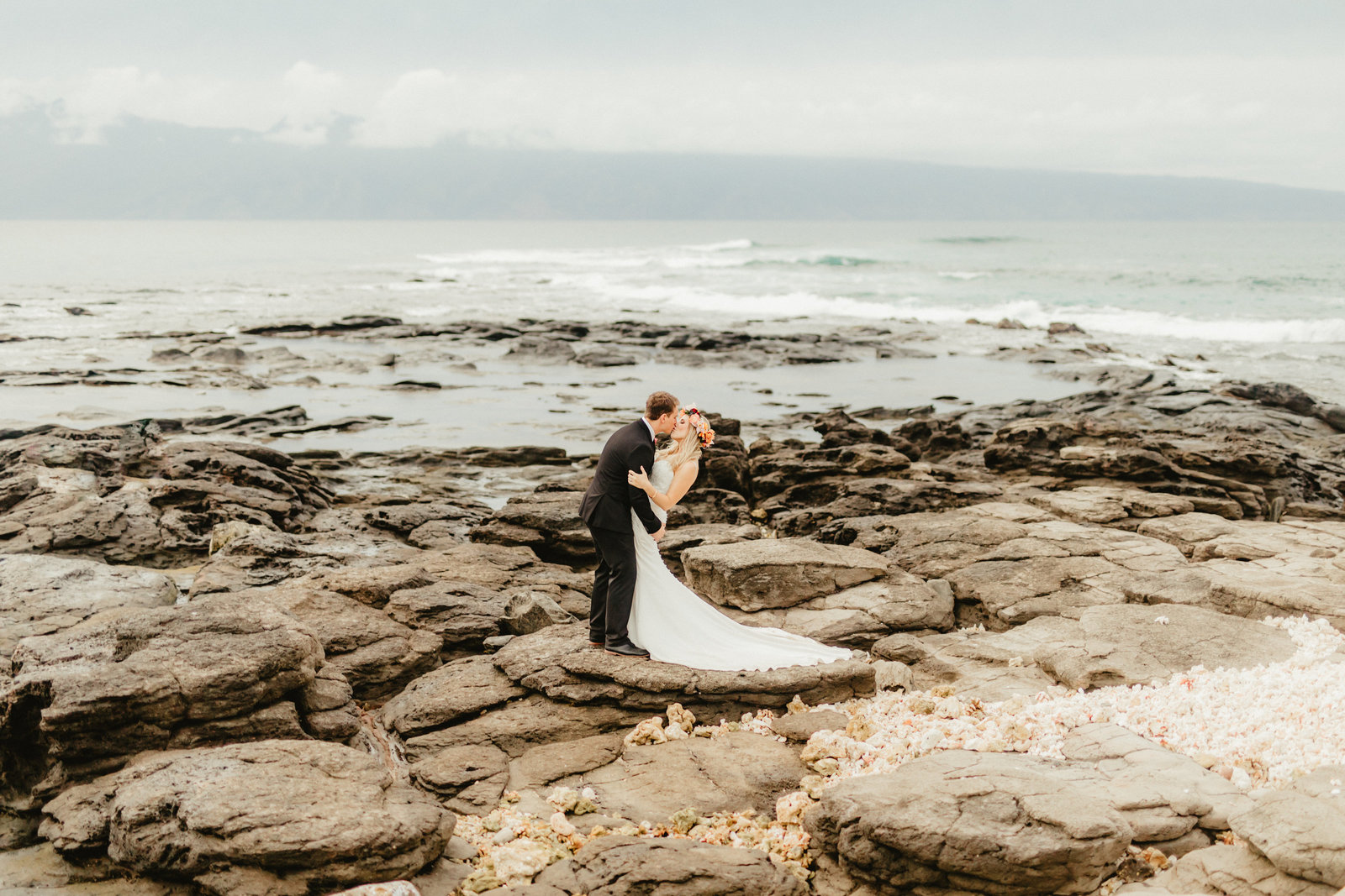 Maui Hawaii Elopement at Ironwoods | Maui Wedding Photographer-263