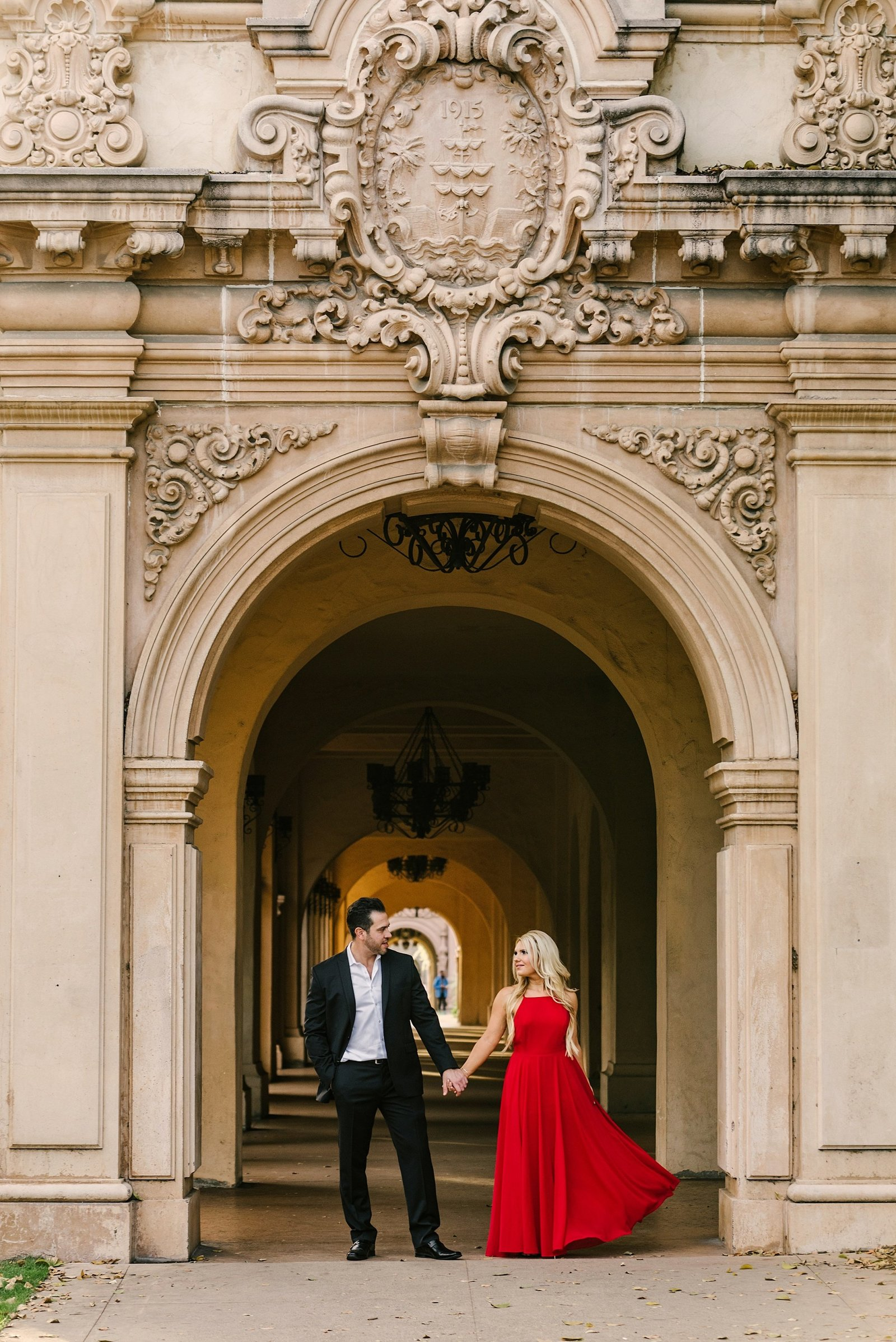 San Diego Balboa Park Wedding