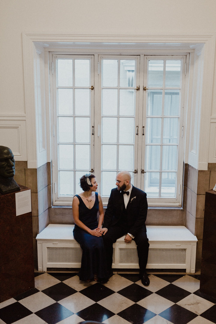 Museum-Of-Surgical-Science-Wedding-Photographer-Chicago -24