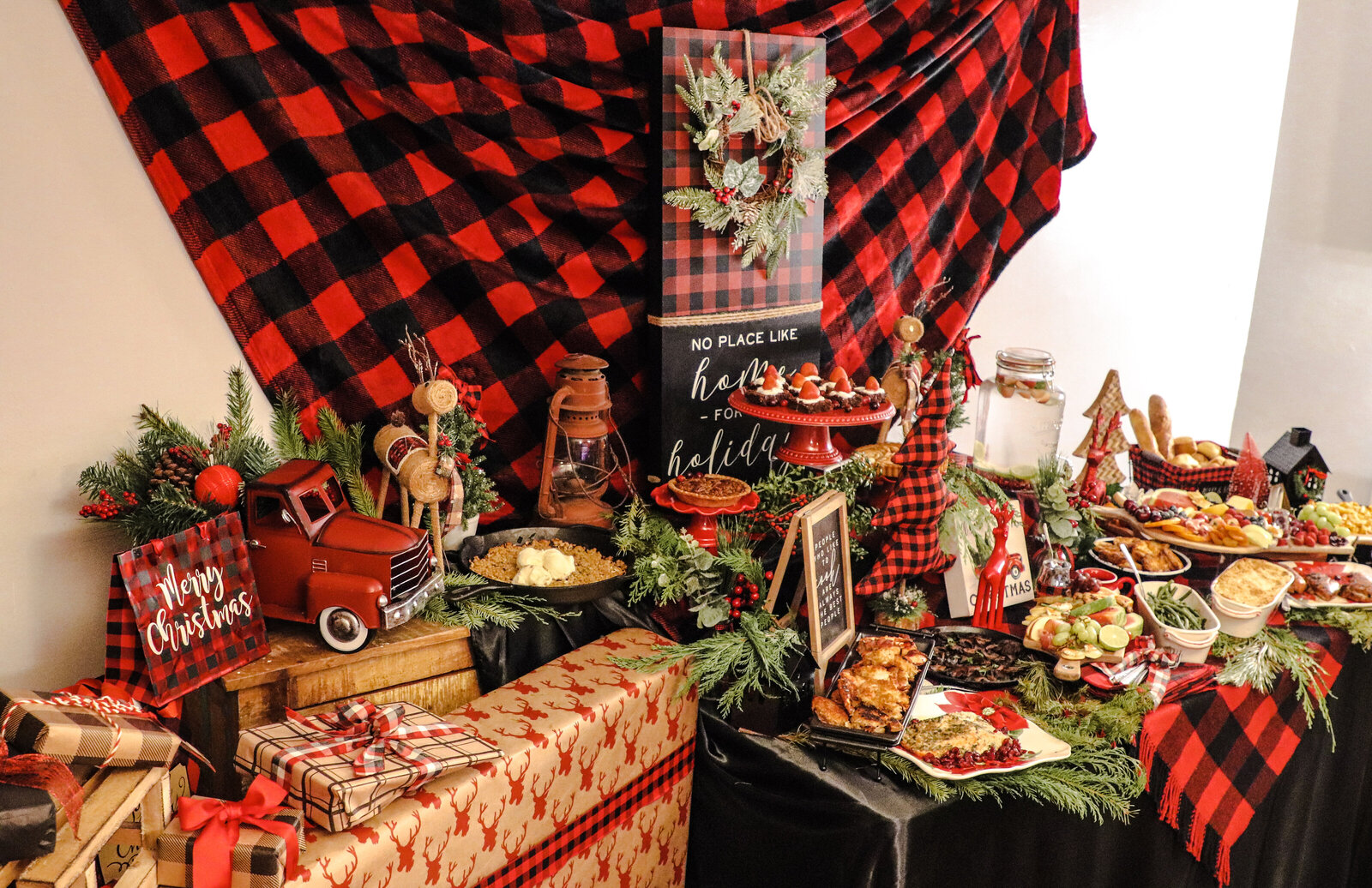 party planner new york city Pearl Ivy events christmas theme (1)