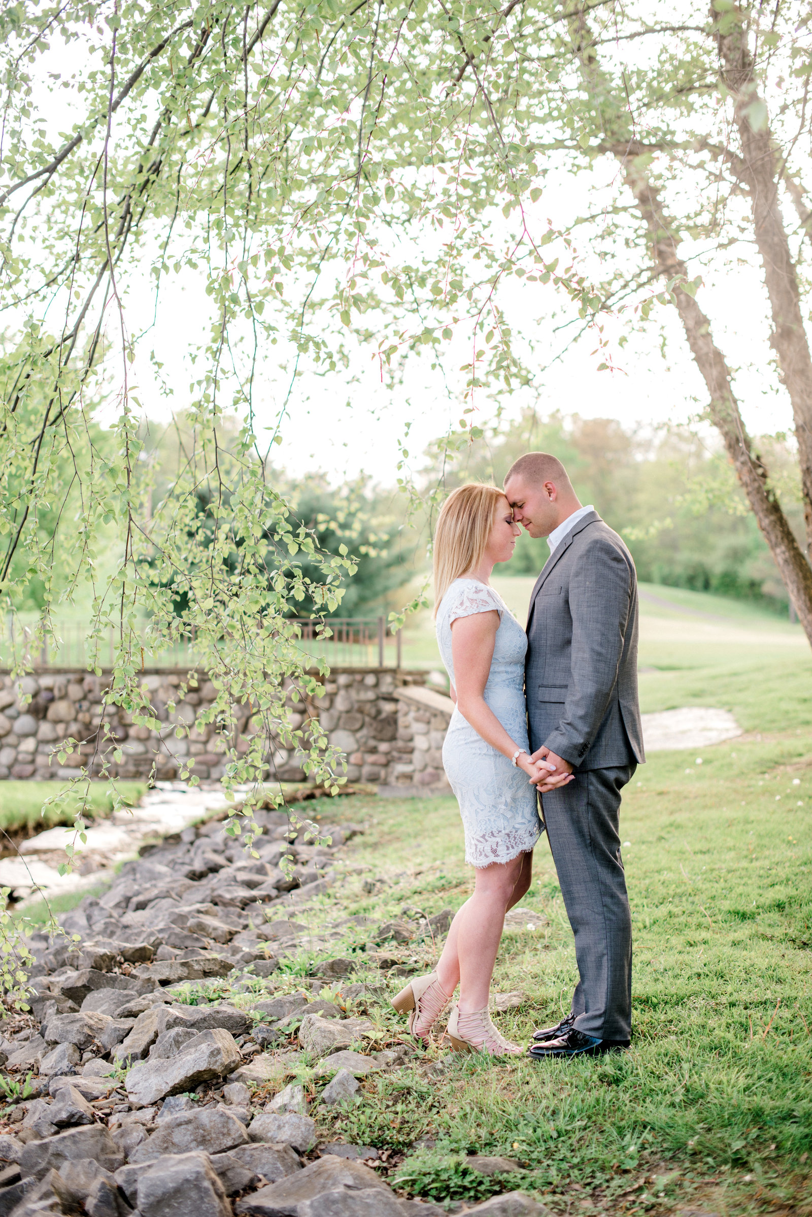 Ellicottville Engagement Session