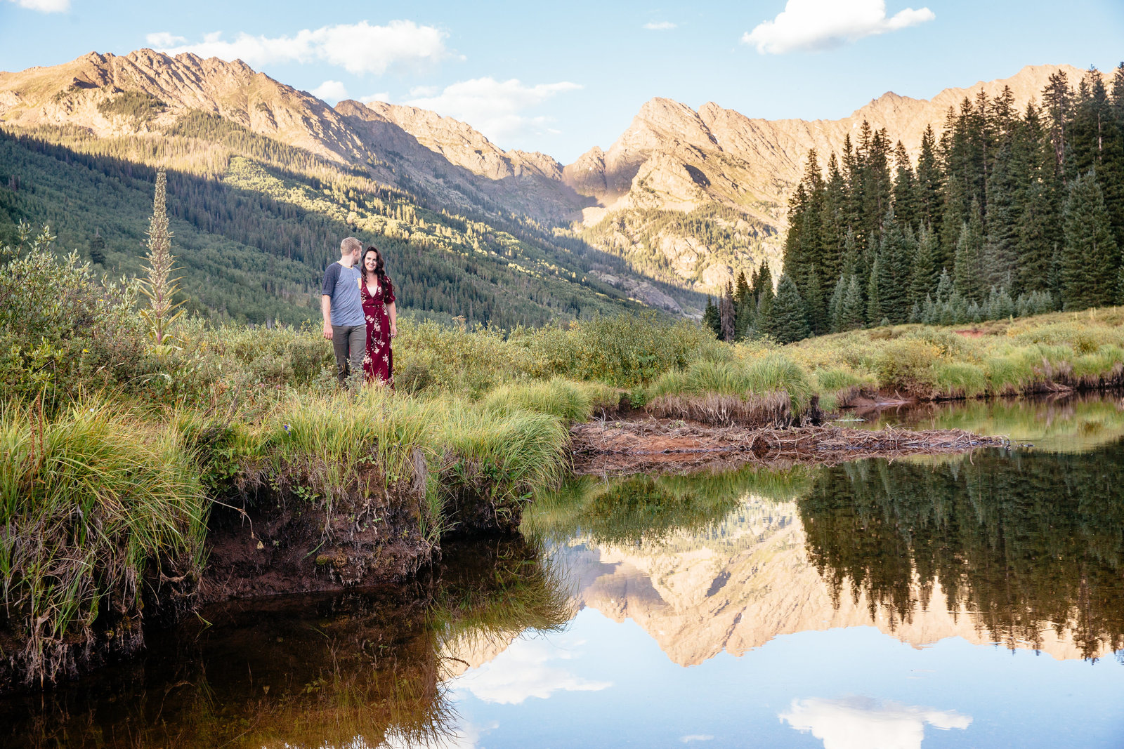 Vail Engagement Photos - Alan & Erica-91