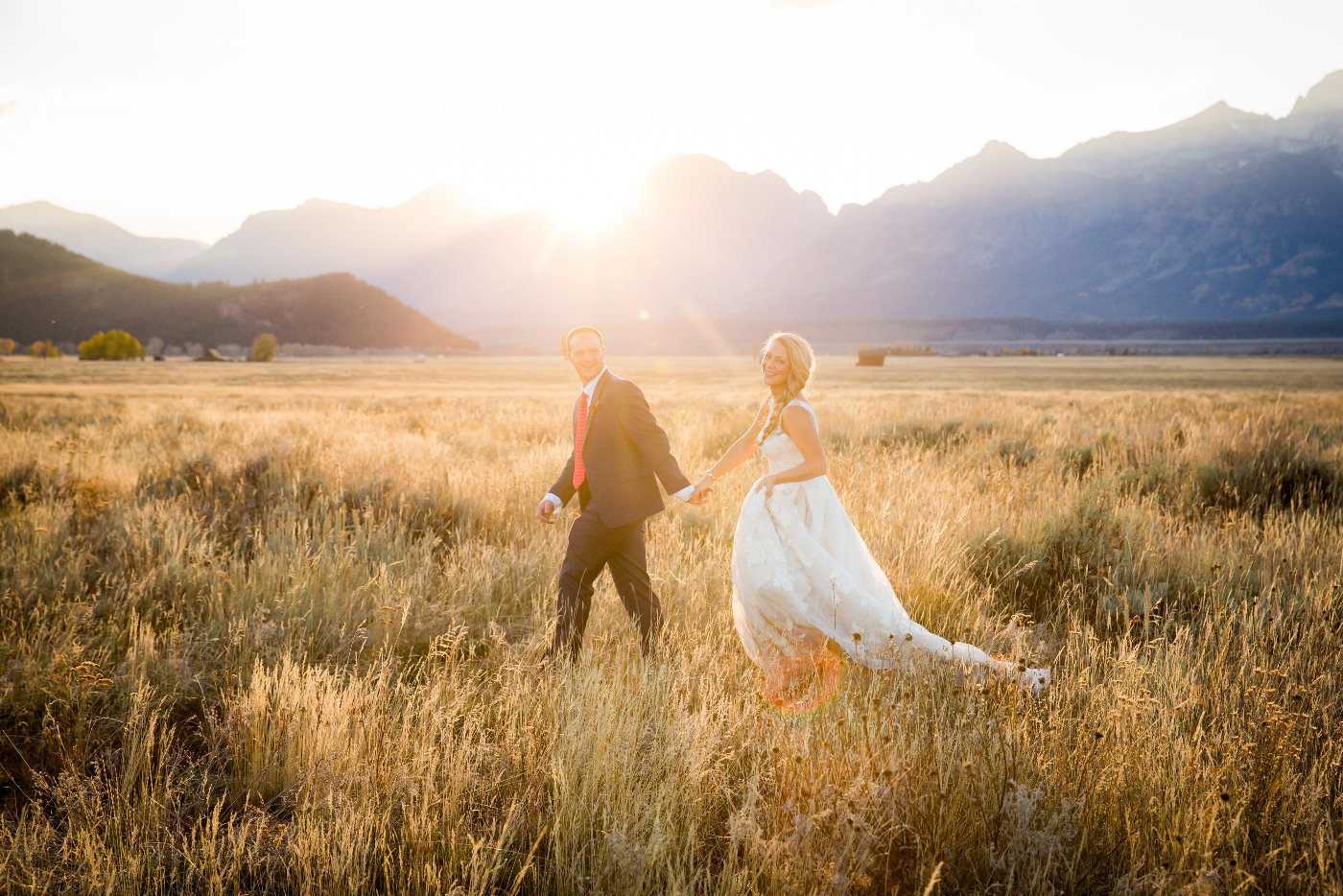 Grand Teton National Park wedding in Jackson Hole WY