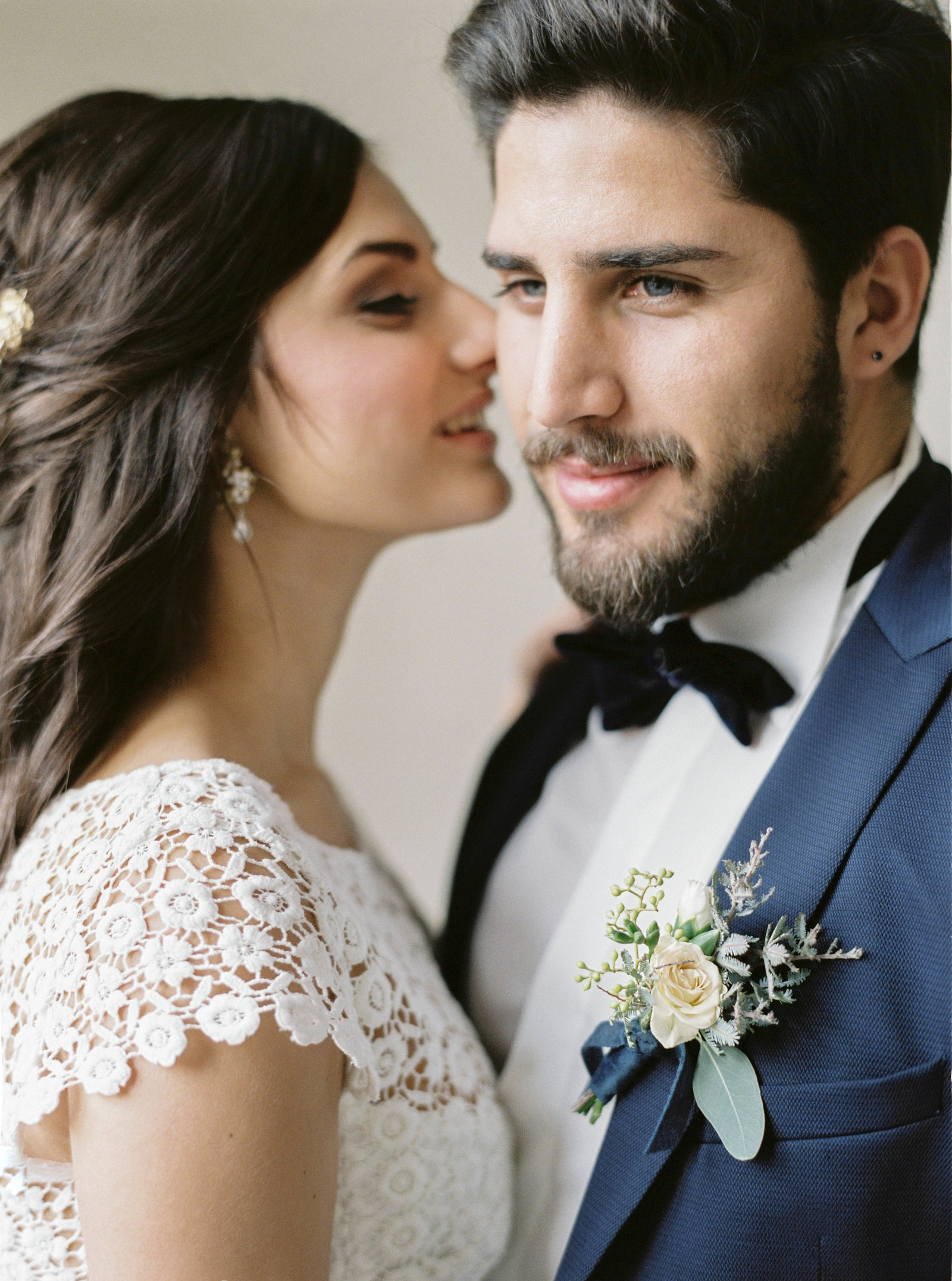 2018 Wedding Style Shoot velvet blue28