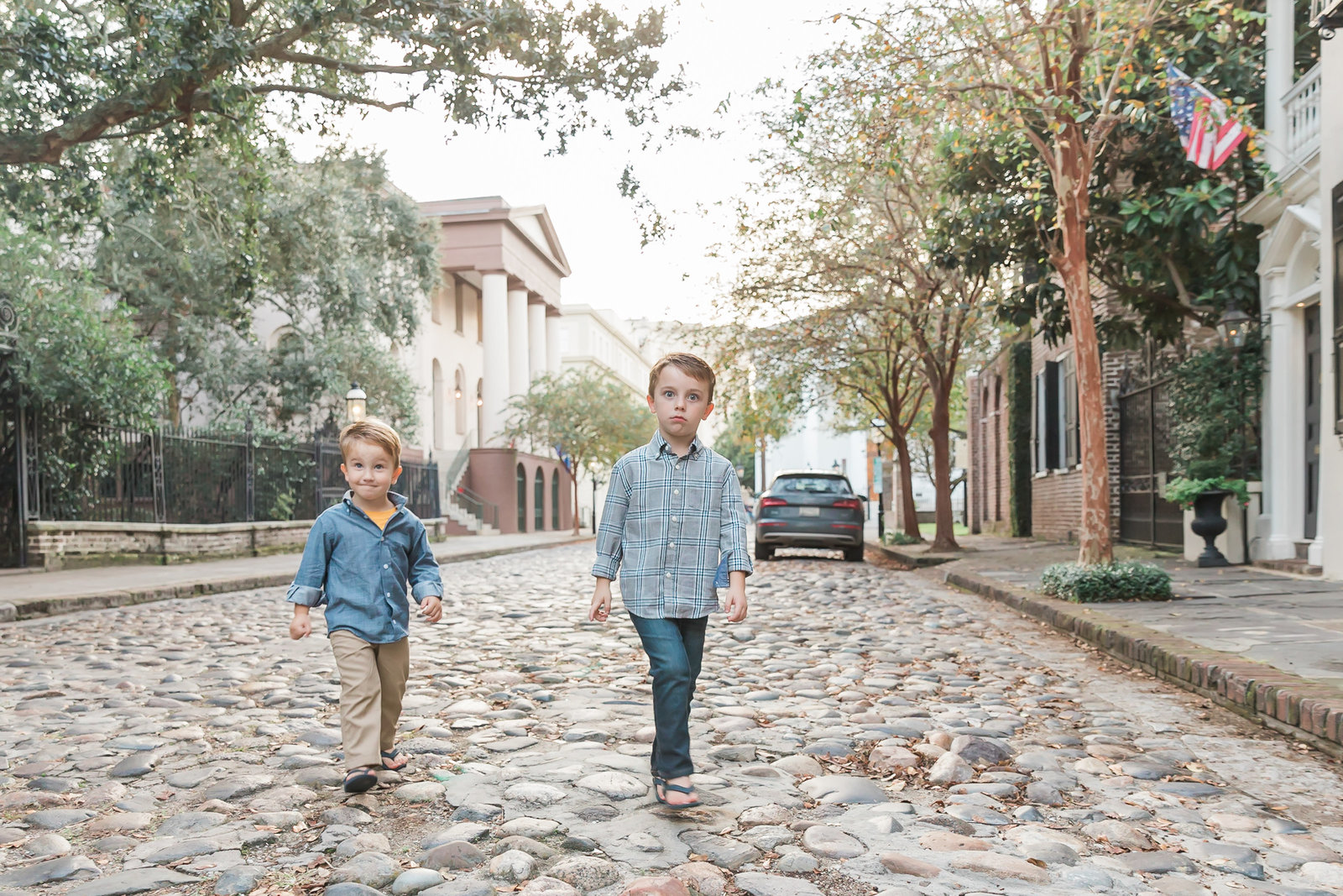 Janice Jones Photography Downtown Charleston Family Session 20