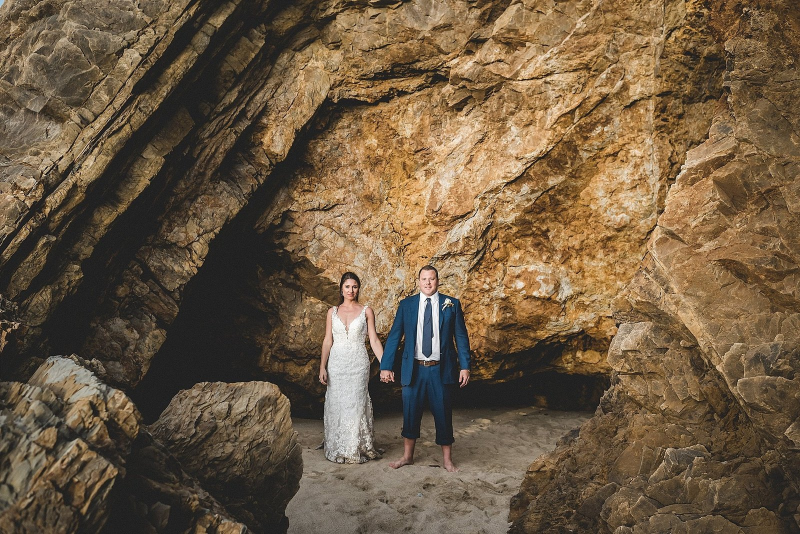 Glen Oaks Wedding Big Sur Elopement 115
