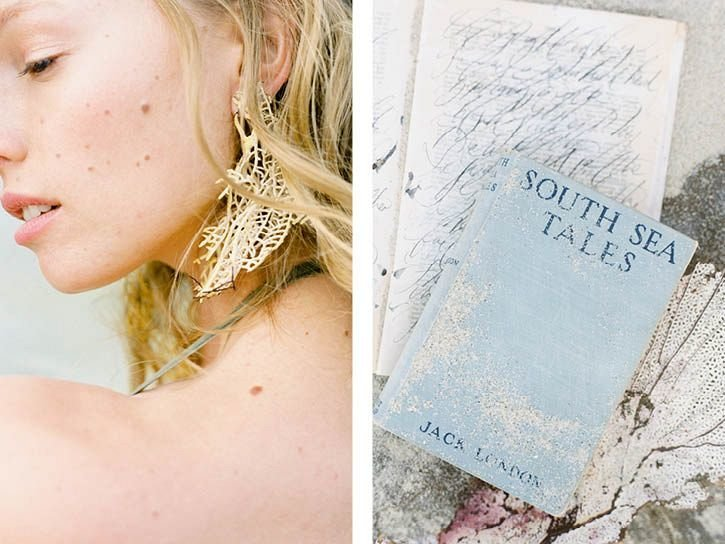 Coastal Beach Wedding Inspiration- Ashley Rae Photography Arizona and California Film Photographer14