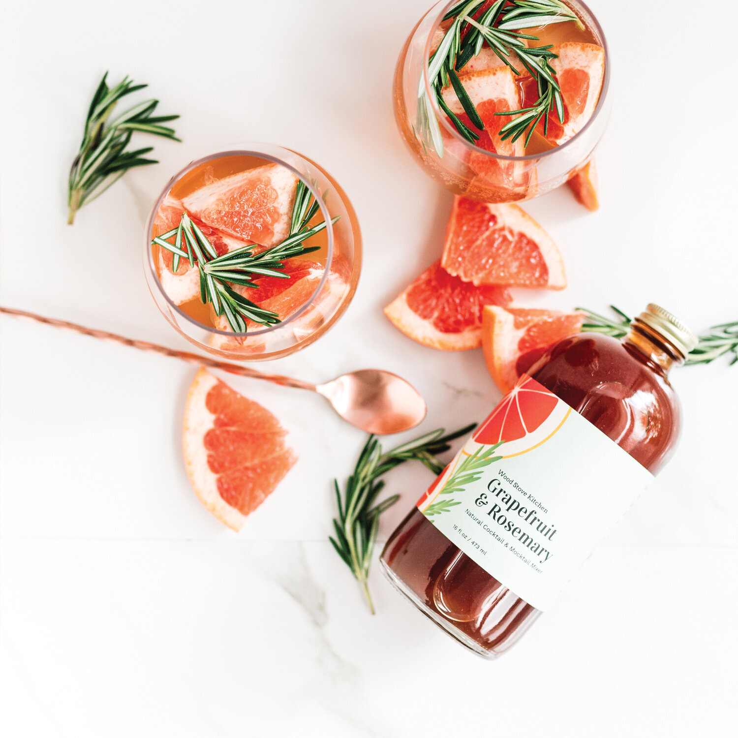 Brand Photography . Mixed Drinks Product Photography
