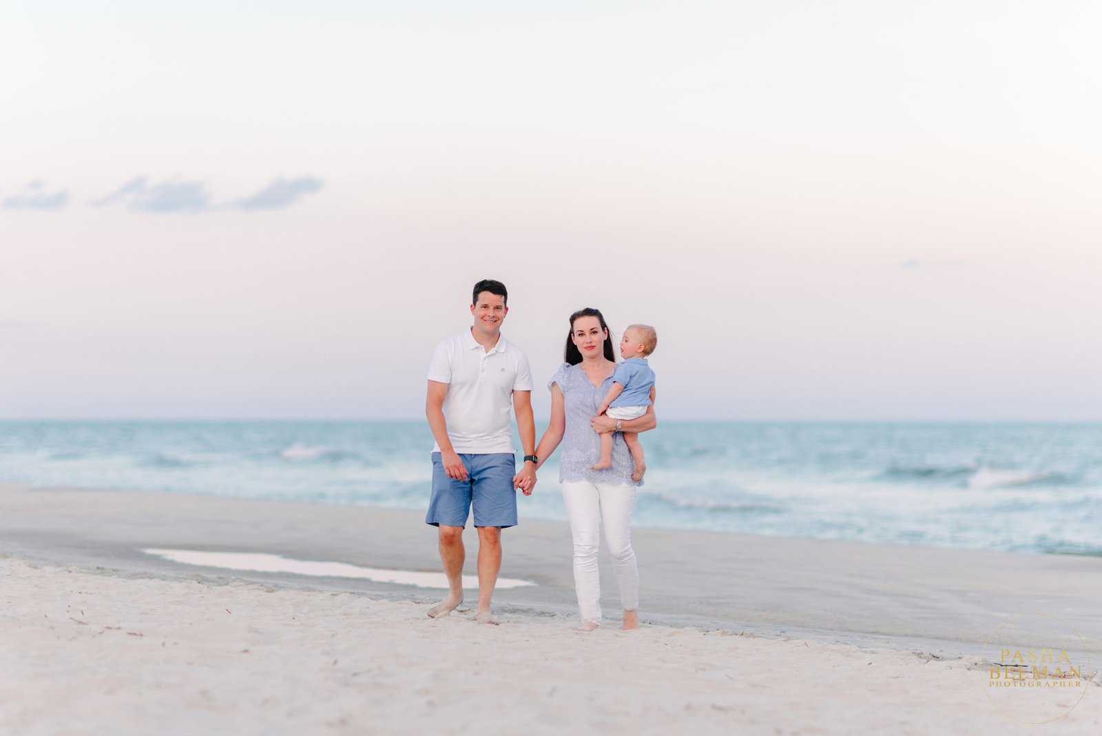 This adorable family session was photographed in Pawleys Island, South Carolina by one of the most recognized Family Photographer Pasha Belman. -18