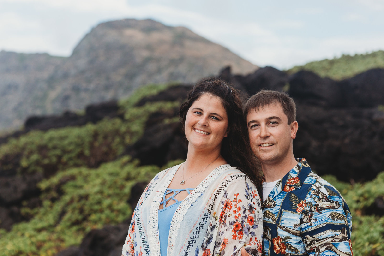 Makapuu Beach Couples Photo Shoot Beach Photo Shoot Brooke Flanagan Photography-24