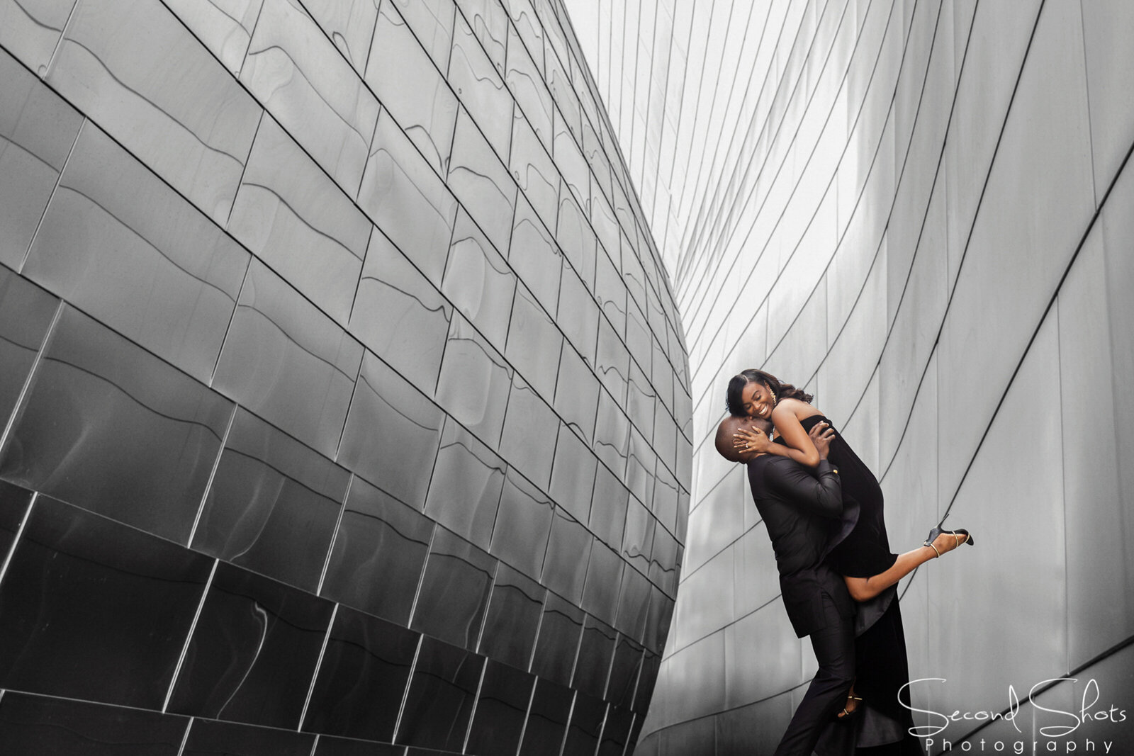Walt Disney Concert Hall Engagement Photos 006