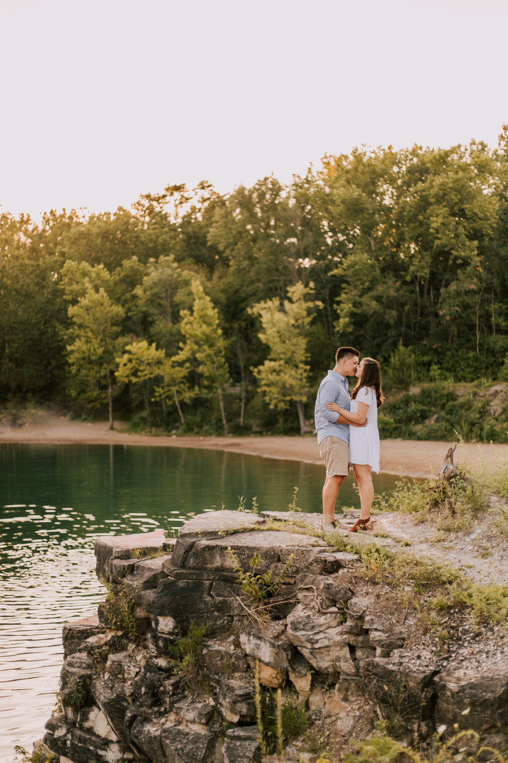 Summer-Engagement-Session-France-Park-Indiana-25