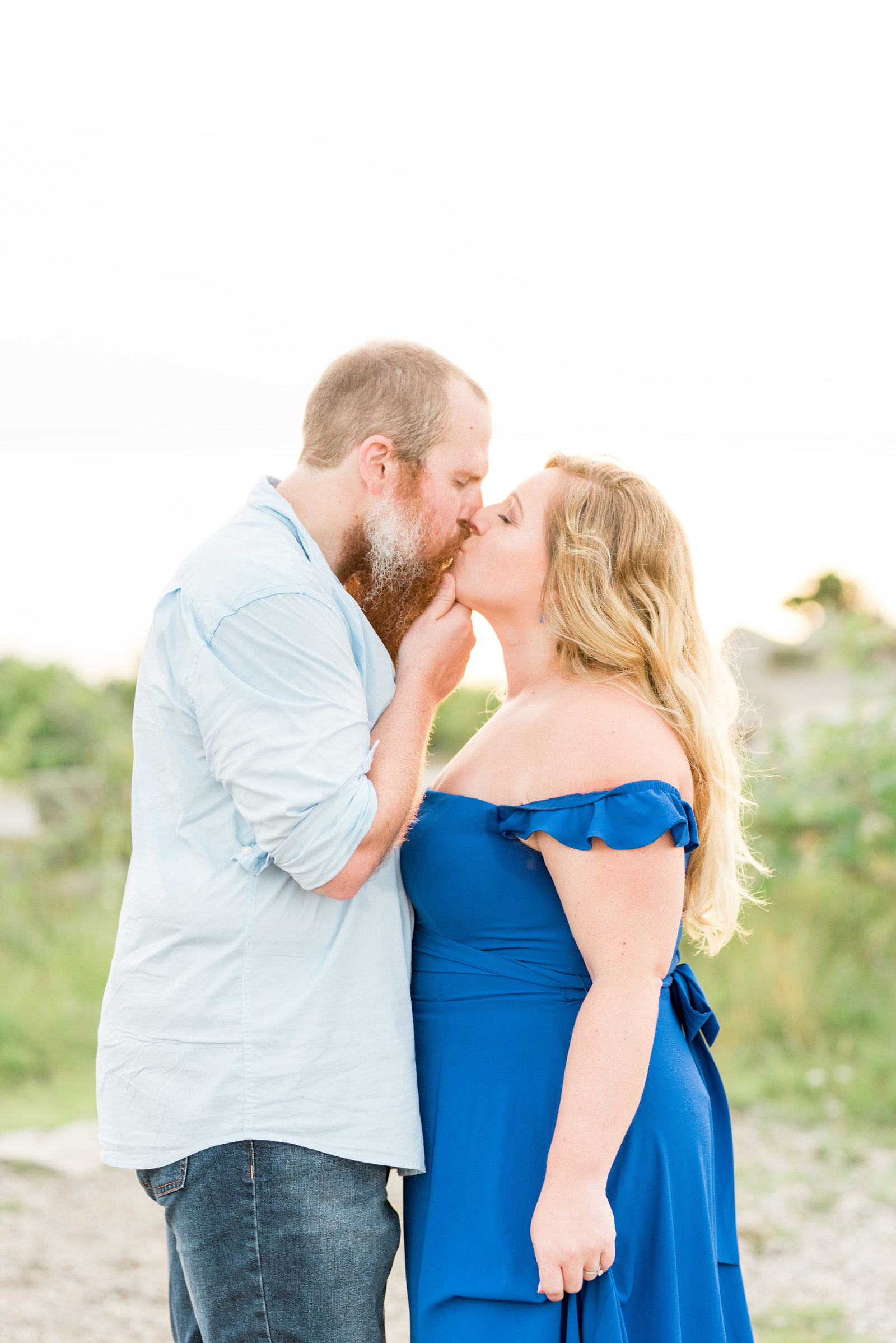 Halibut Point Couple Session