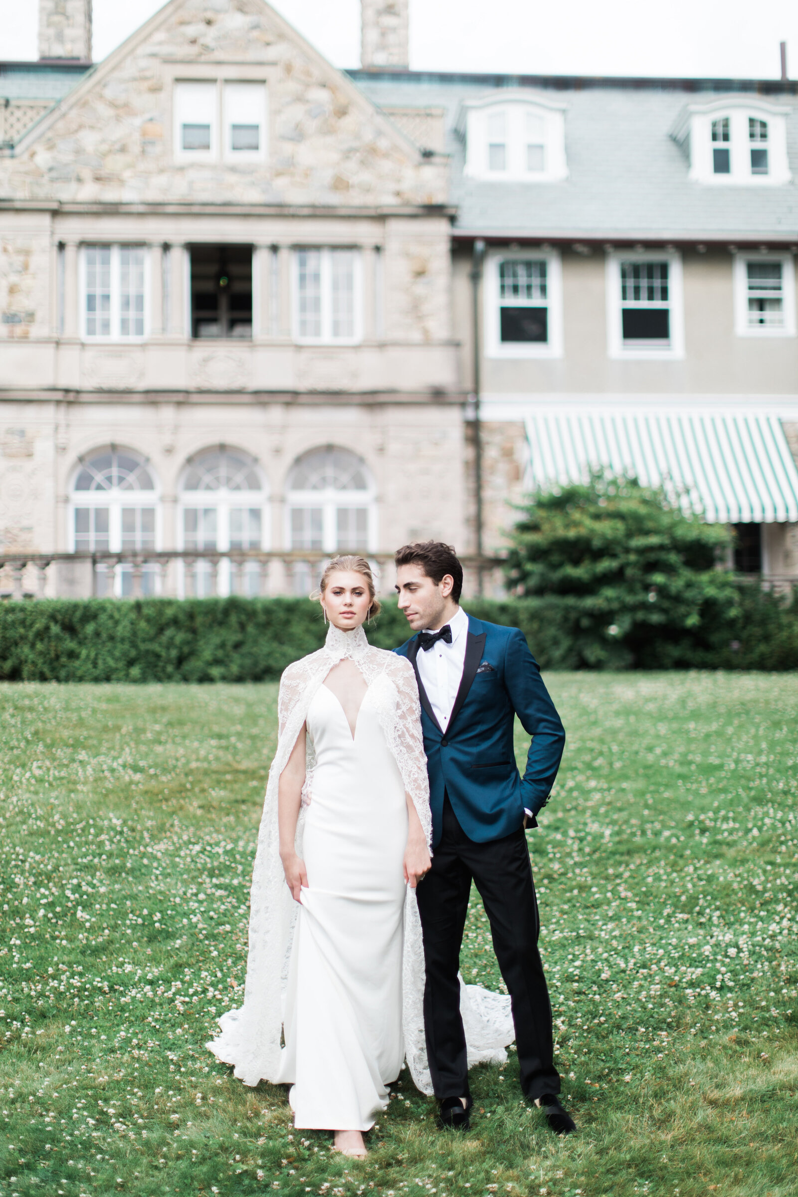 Blithewold Mansion_Newport_Rhode Island_Summer Wedding-47