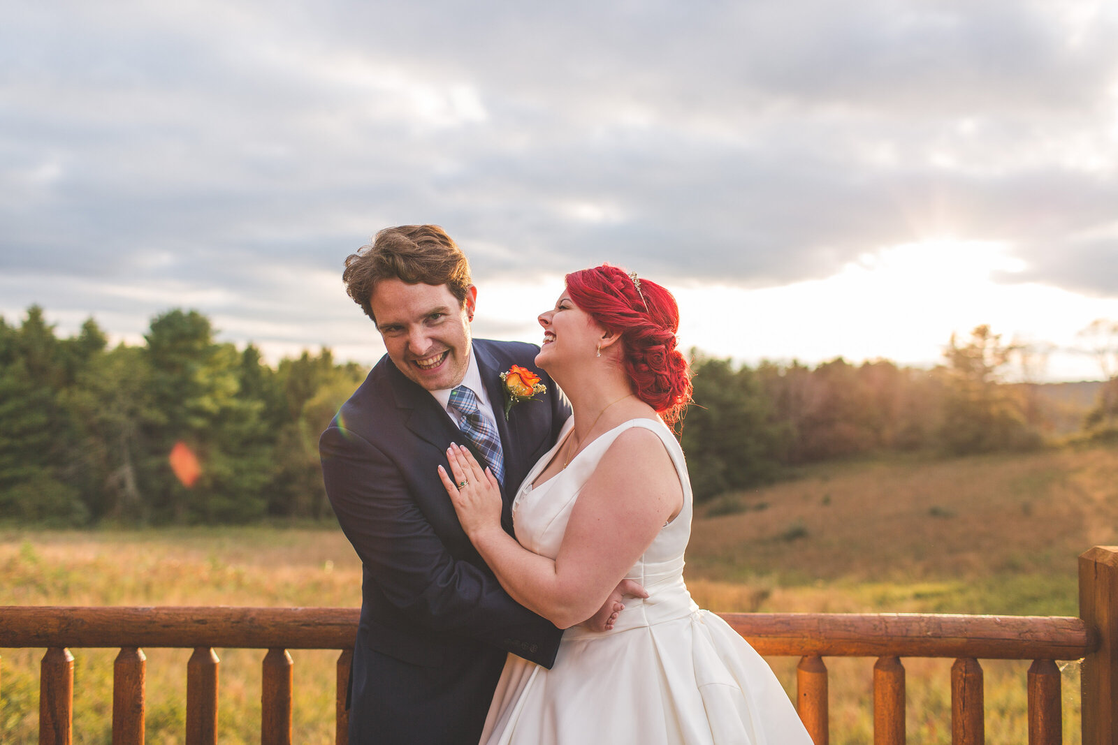 bride-groom-laughing-candid-hocking-hills-ohio